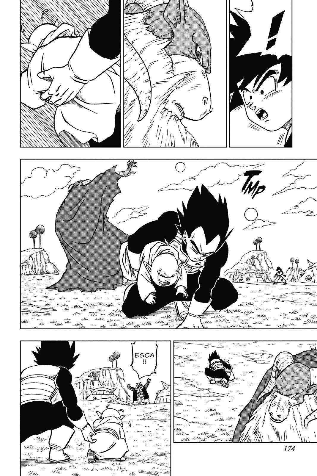 Dragon Ball Super Chapter 44 Page 28