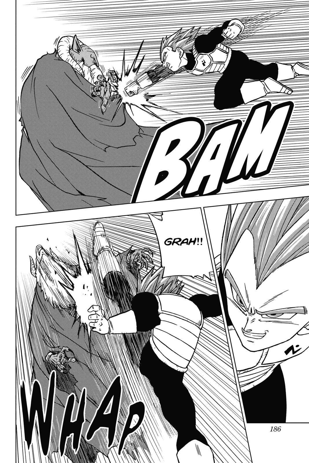 Dragon Ball Super Chapter 44 Page 40