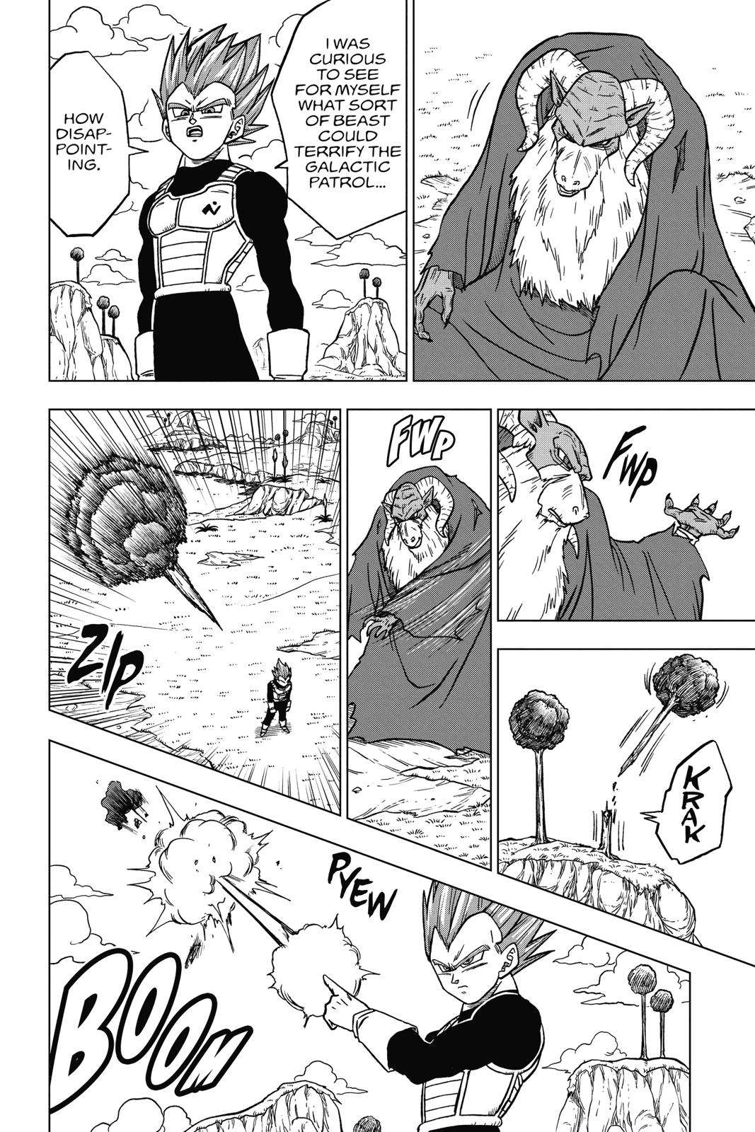 Dragon Ball Super Chapter 44 Page 42