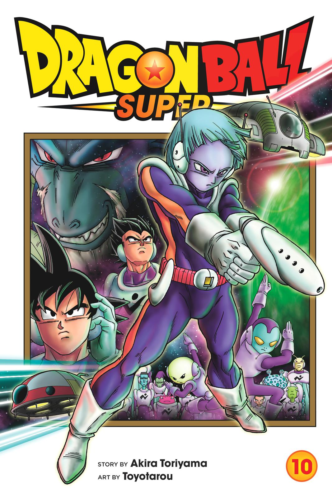 Dragon Ball Super Chapter 45 Page 1