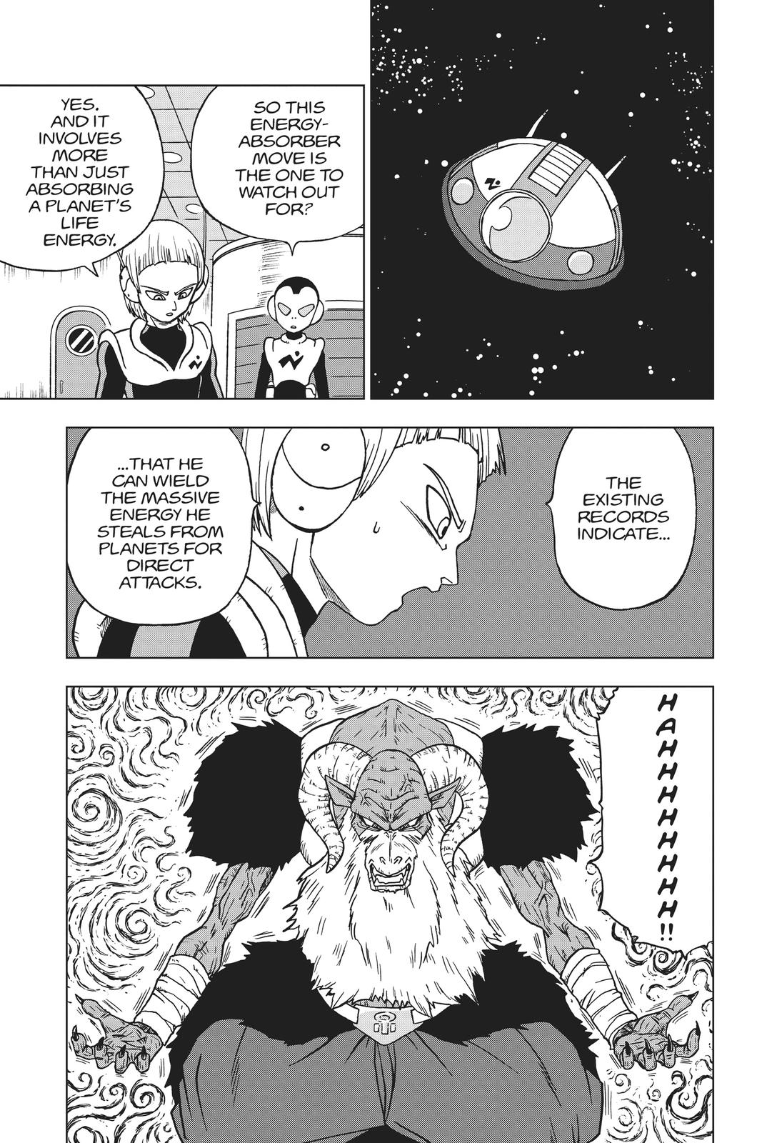 Dragon Ball Super Chapter 45 Page 10