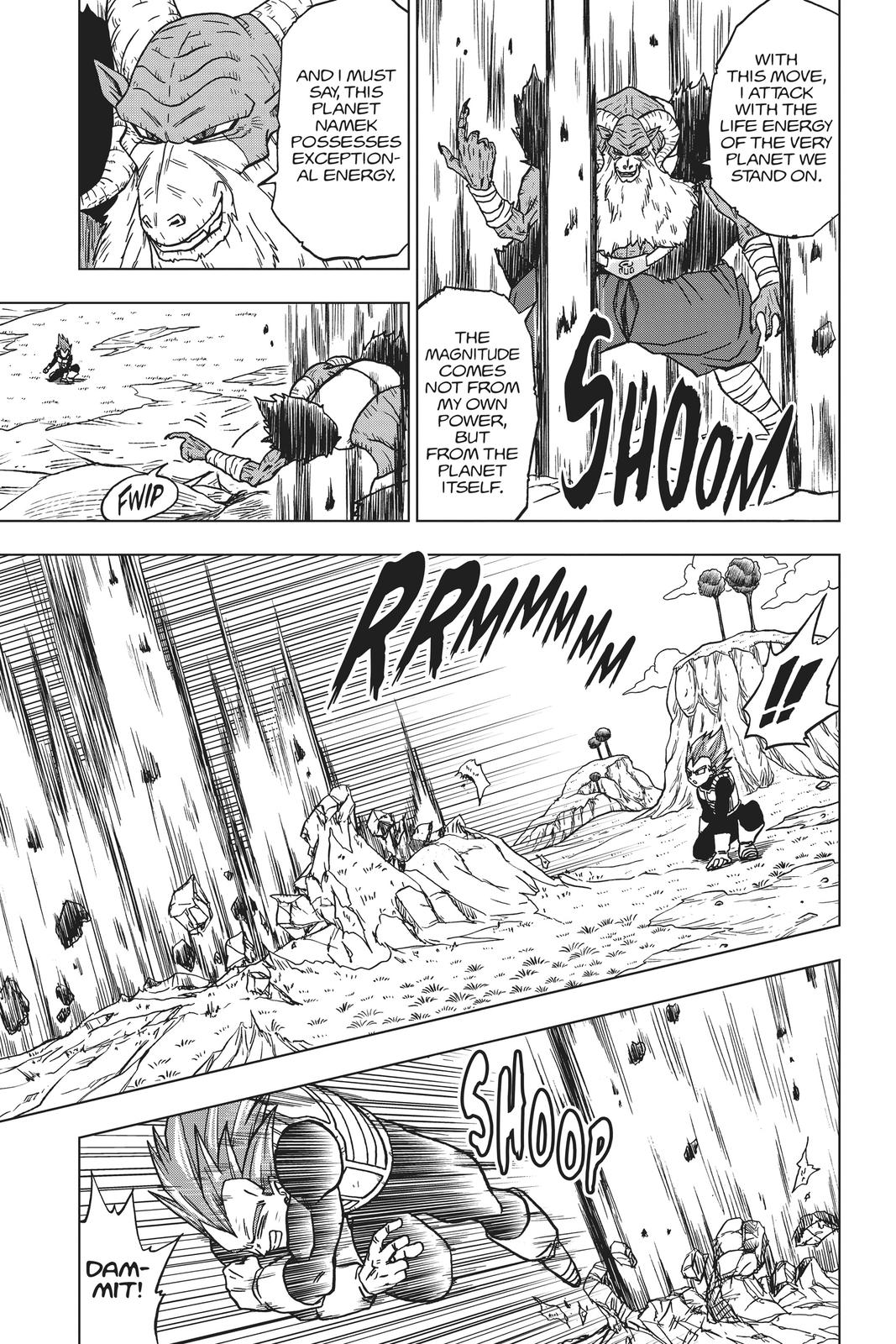Dragon Ball Super Chapter 45 Page 14