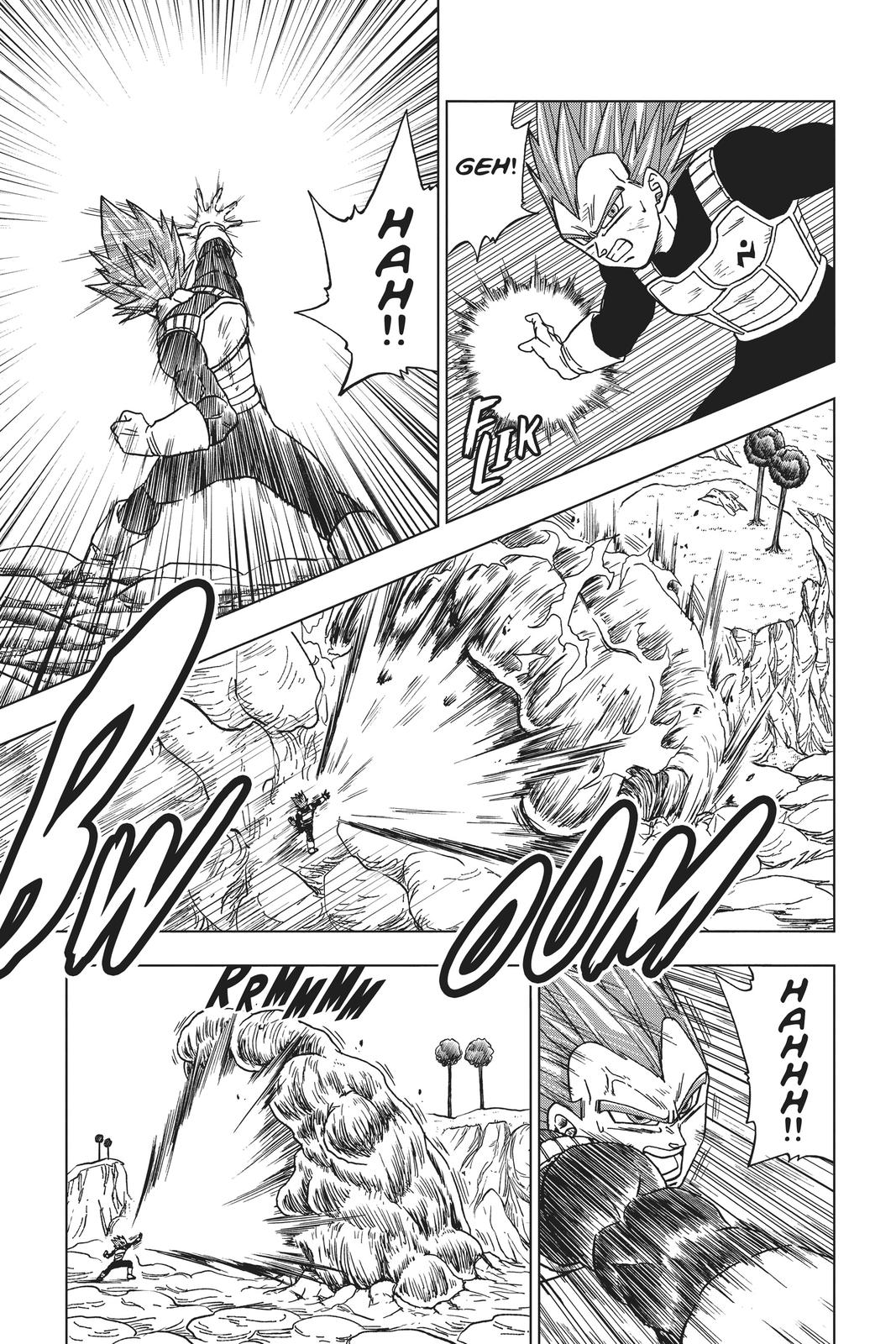 Dragon Ball Super Chapter 45 Page 24