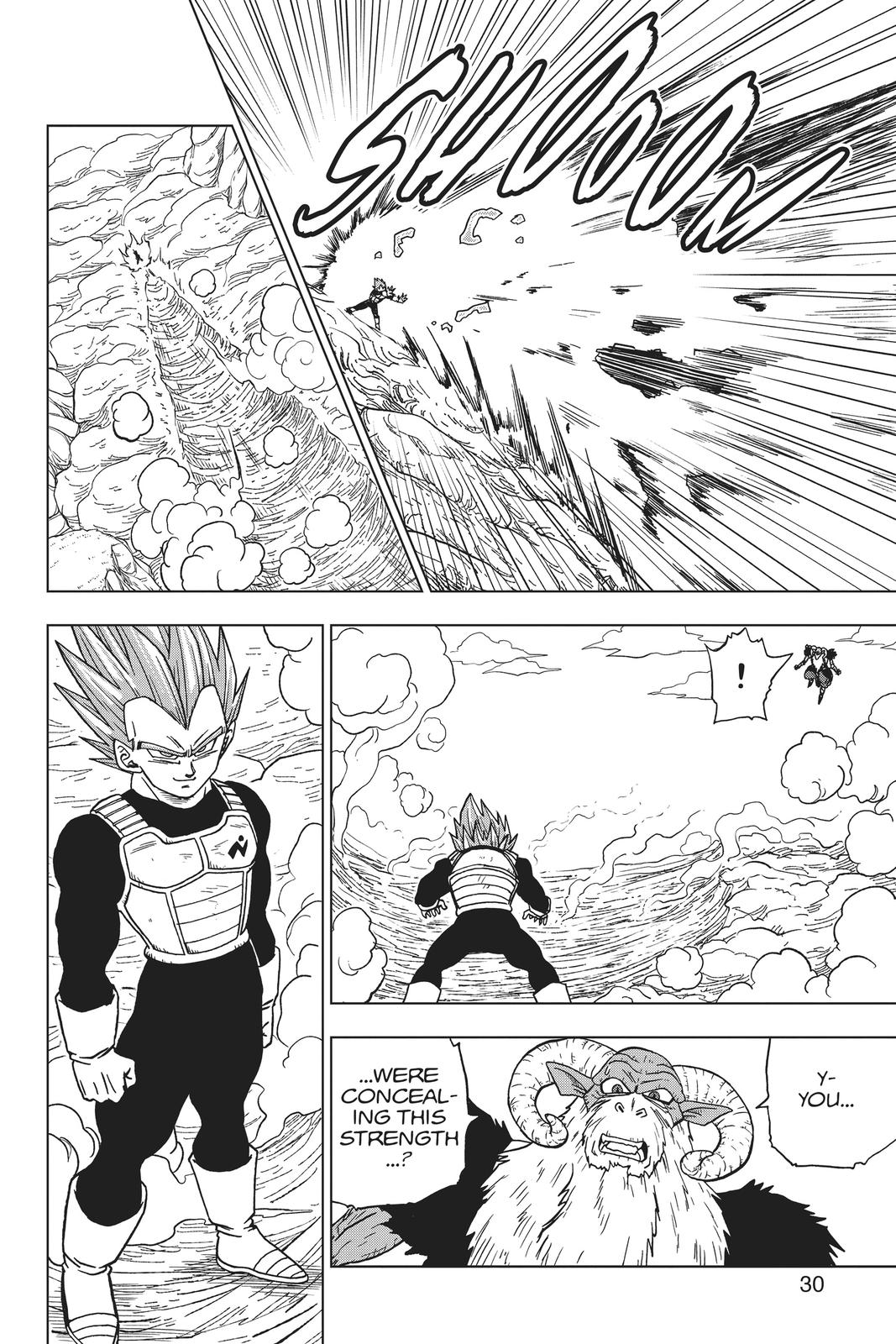 Dragon Ball Super Chapter 45 Page 31