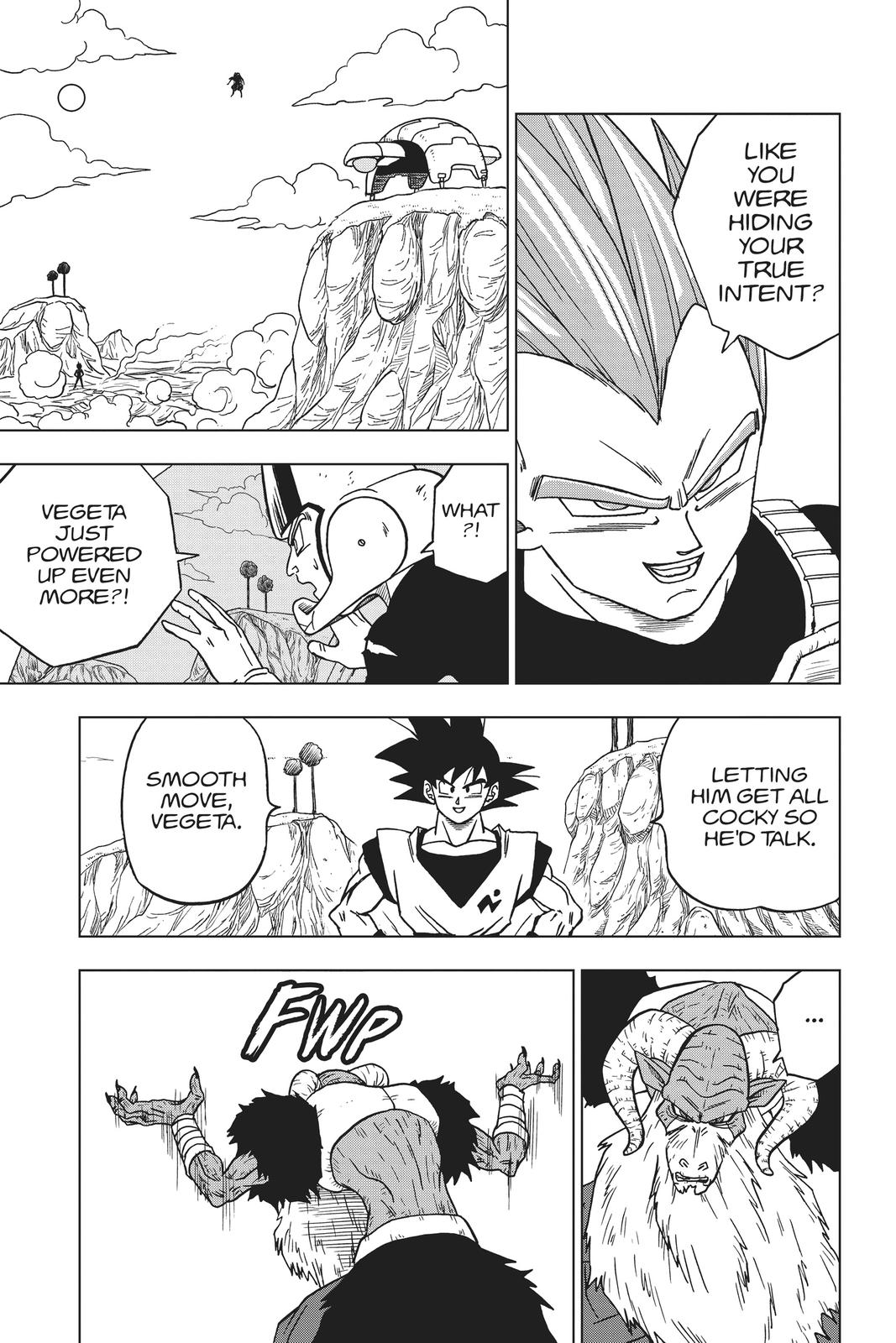Dragon Ball Super Chapter 45 Page 32