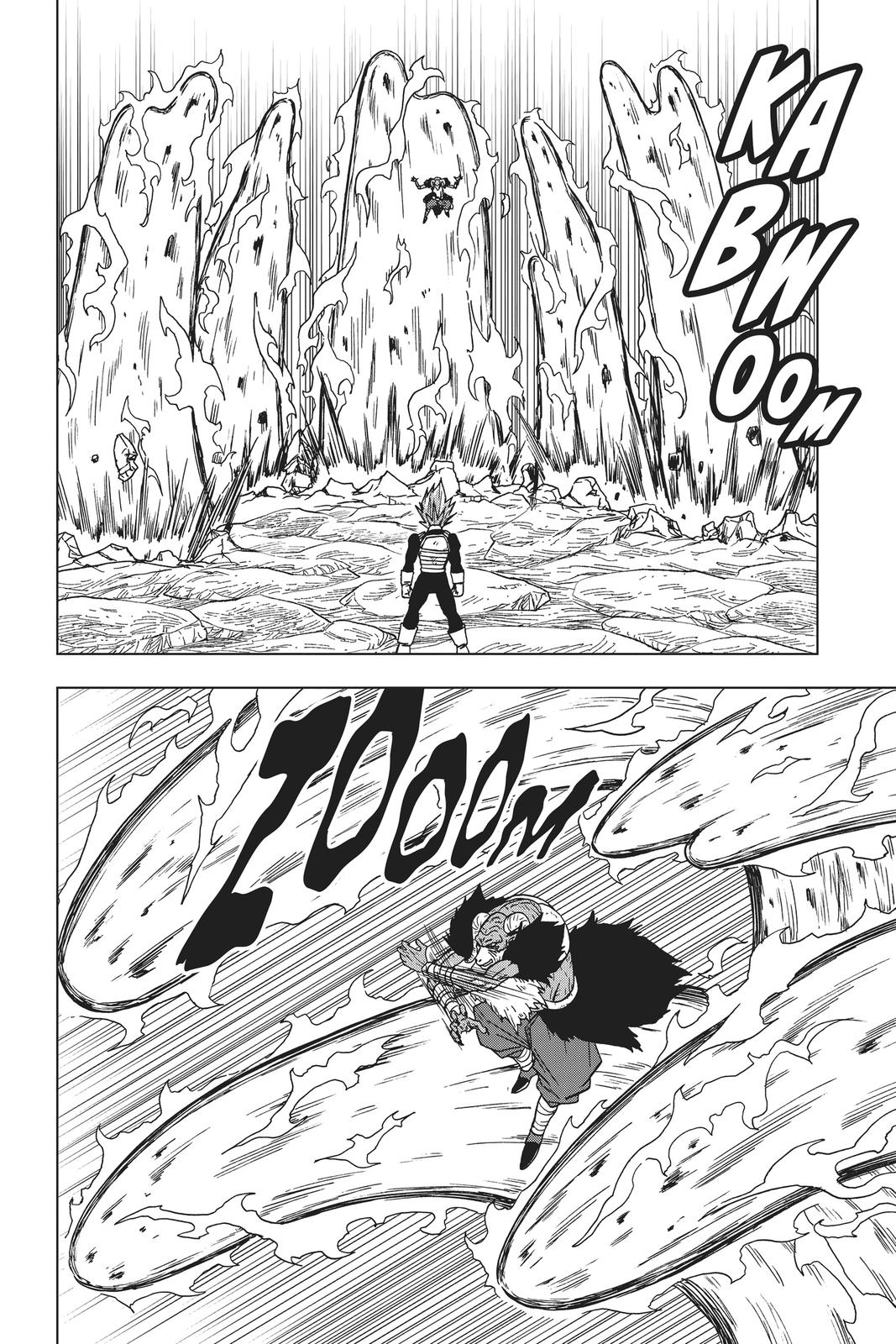 Dragon Ball Super Chapter 45 Page 33