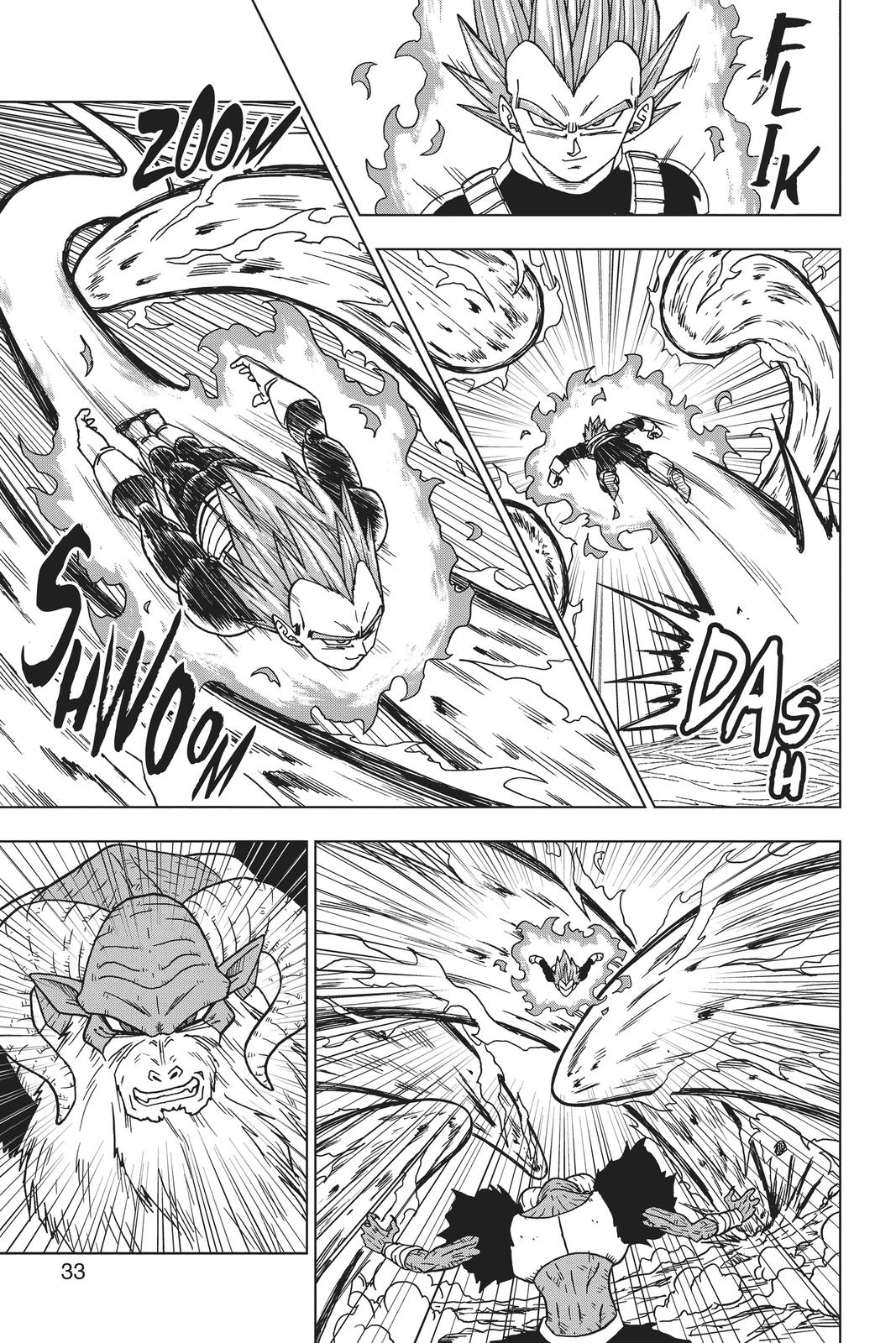Dragon Ball Super Chapter 45 Page 34