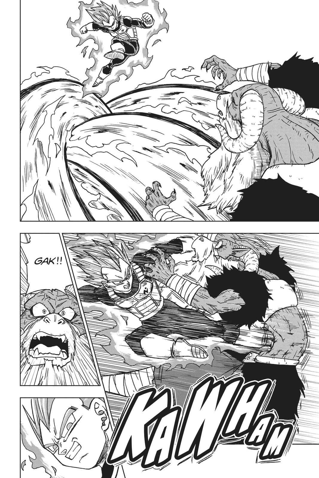 Dragon Ball Super Chapter 45 Page 37