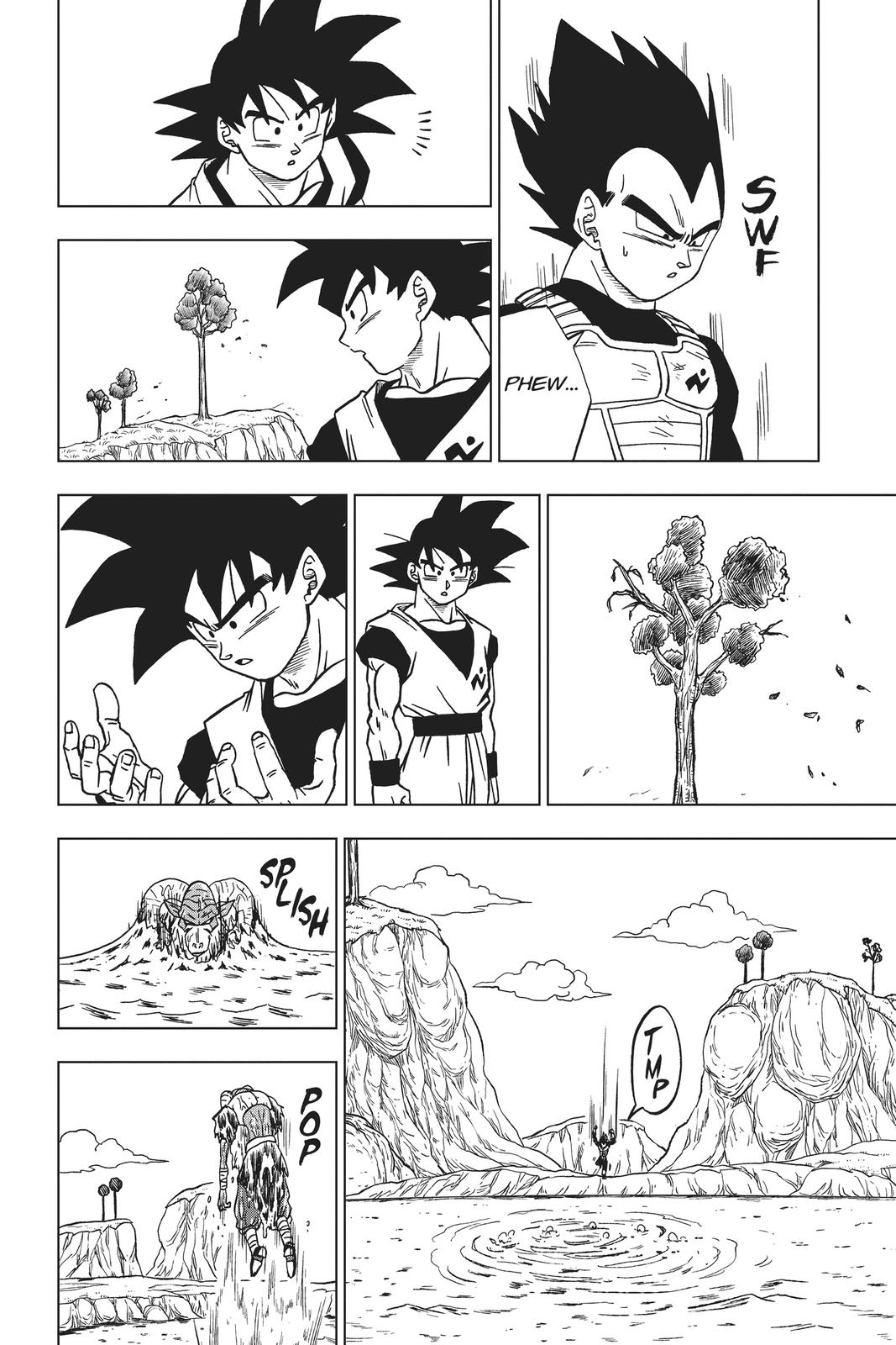 Dragon Ball Super Chapter 45 Page 39