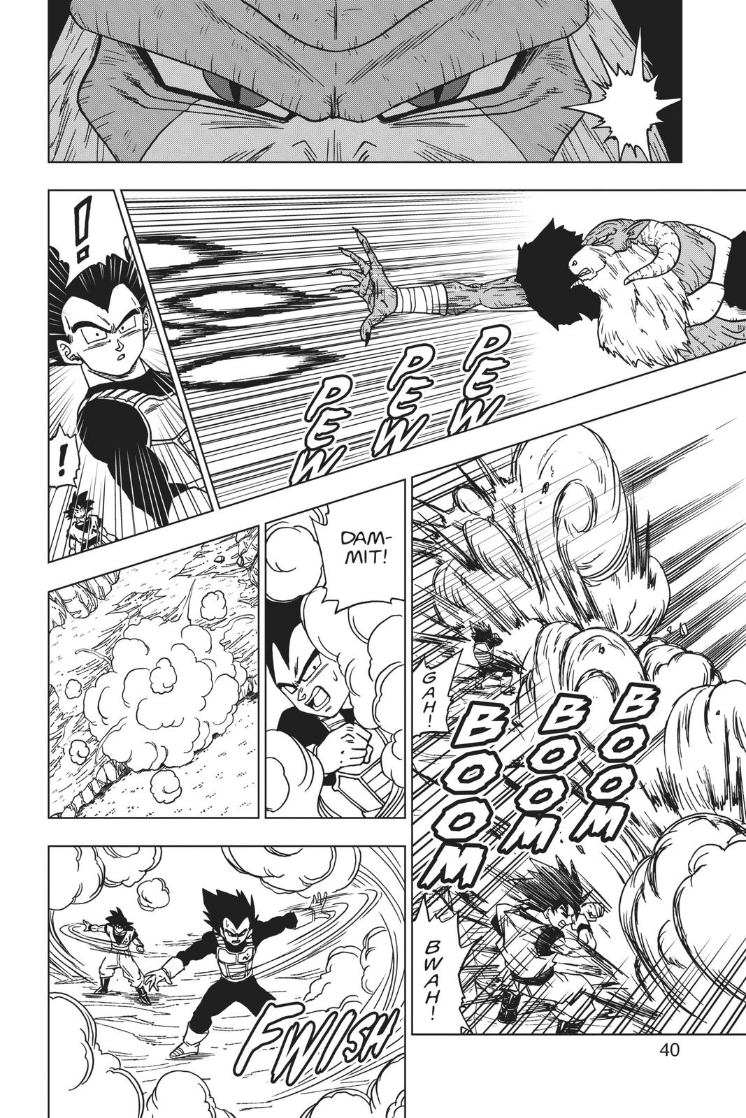 Dragon Ball Super Chapter 45 Page 41