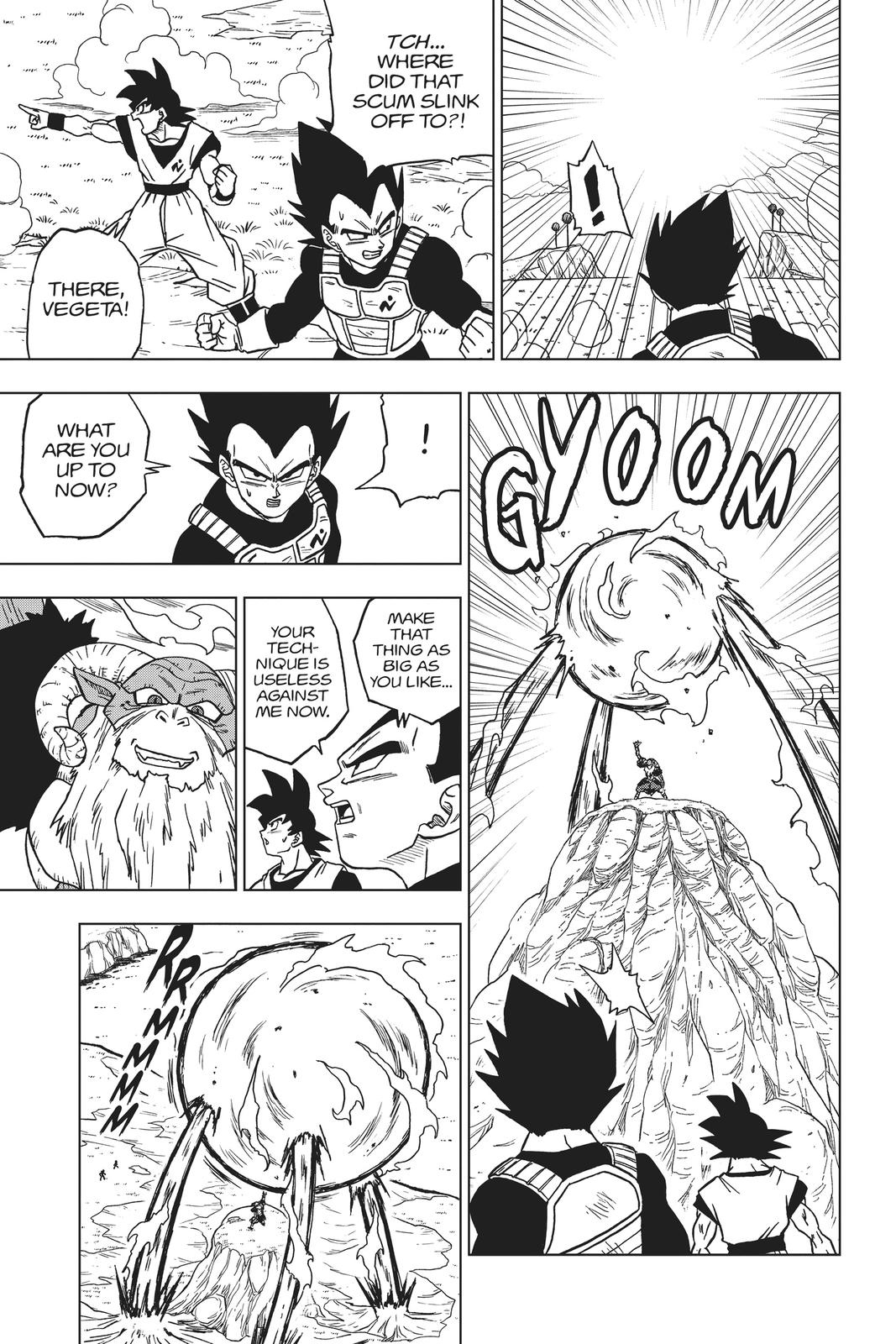 Dragon Ball Super Chapter 45 Page 42