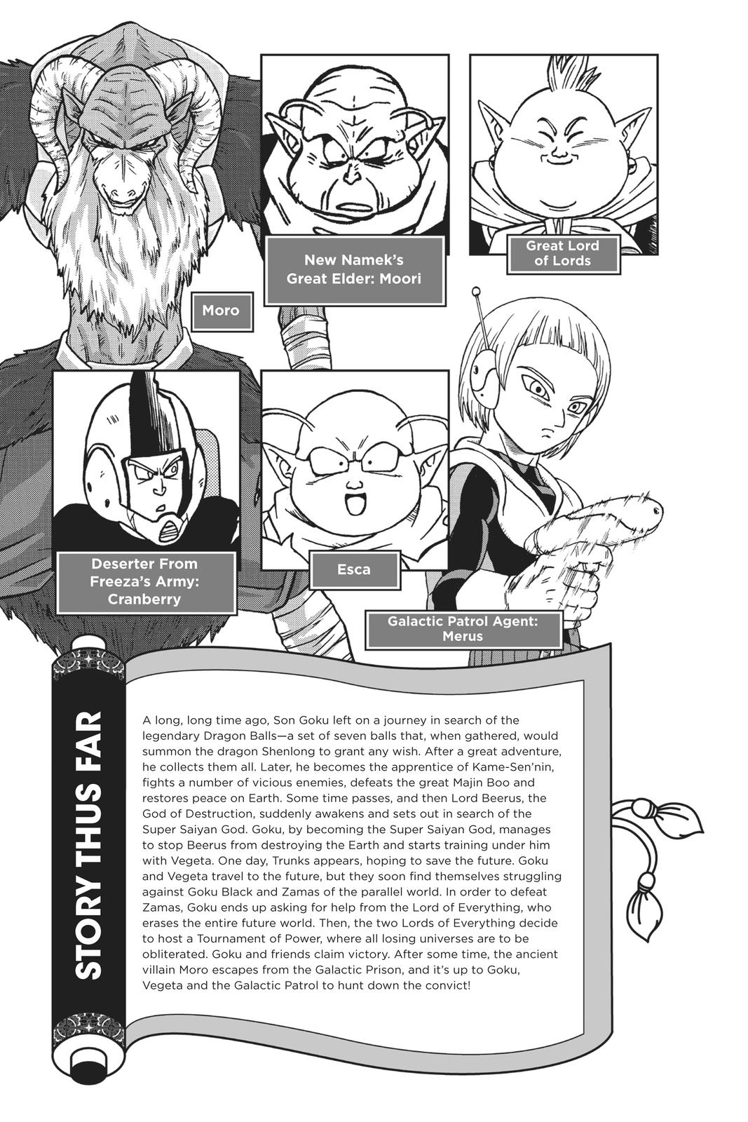 Dragon Ball Super Chapter 45 Page 6