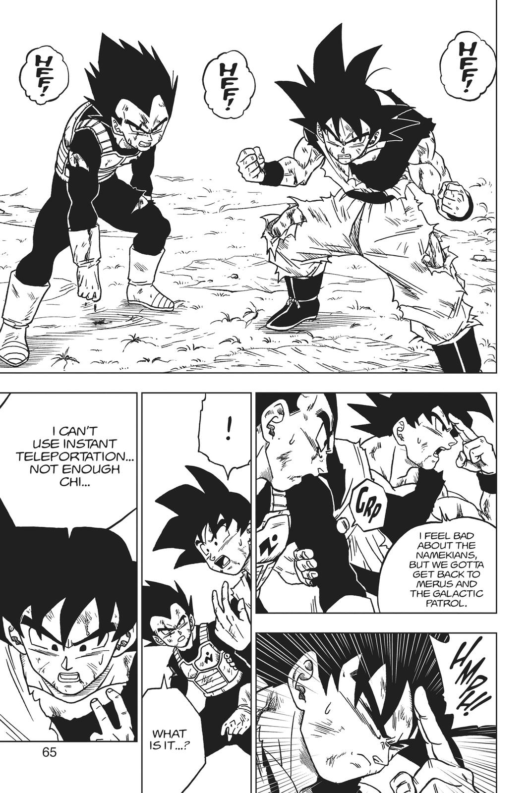 Dragon Ball Super Chapter 46 Page 13