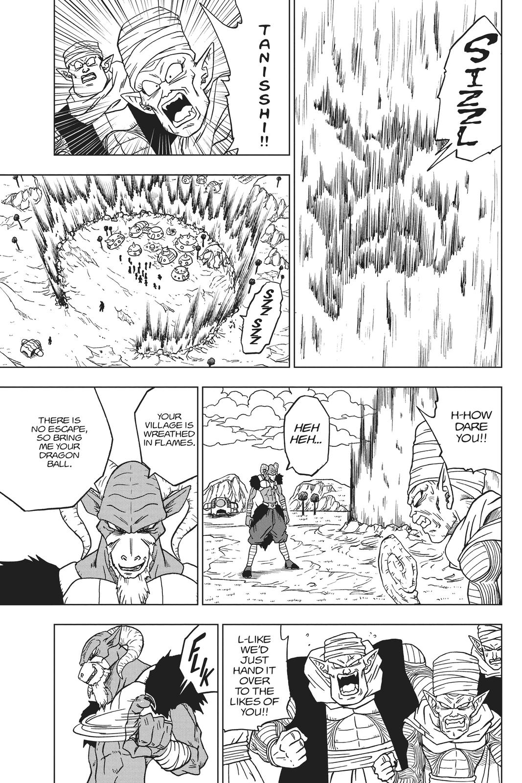 Dragon Ball Super Chapter 46 Page 37