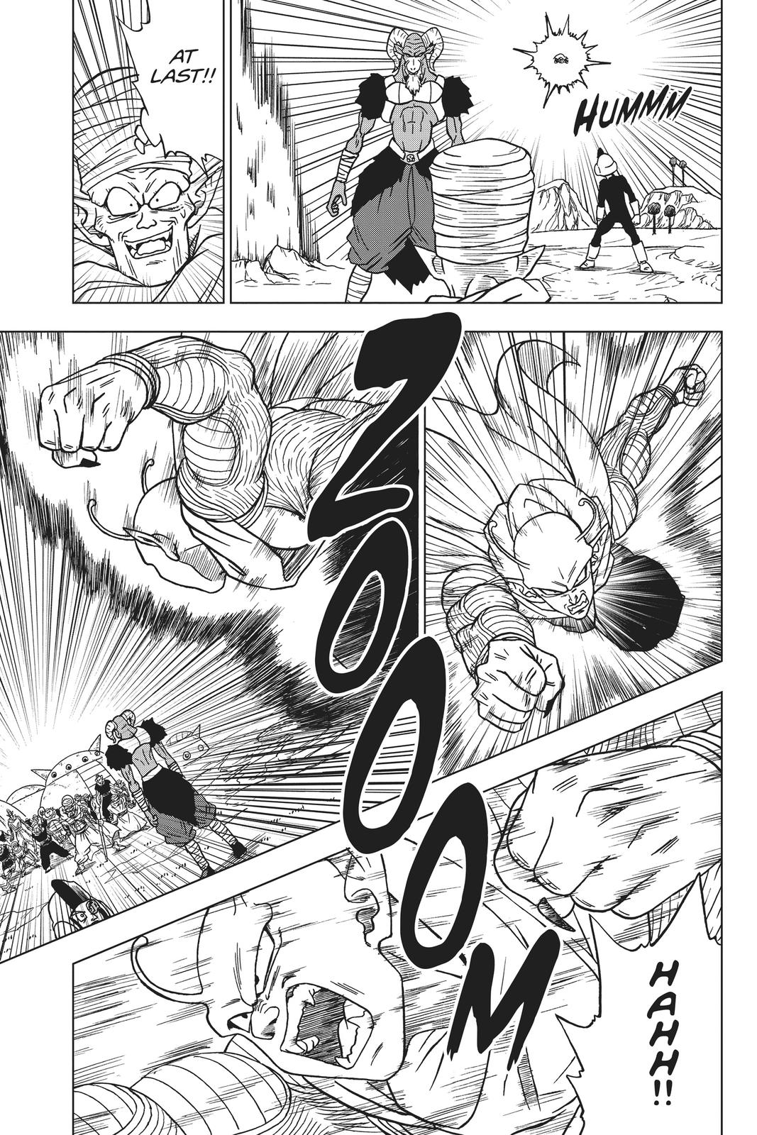 Dragon Ball Super Chapter 46 Page 43