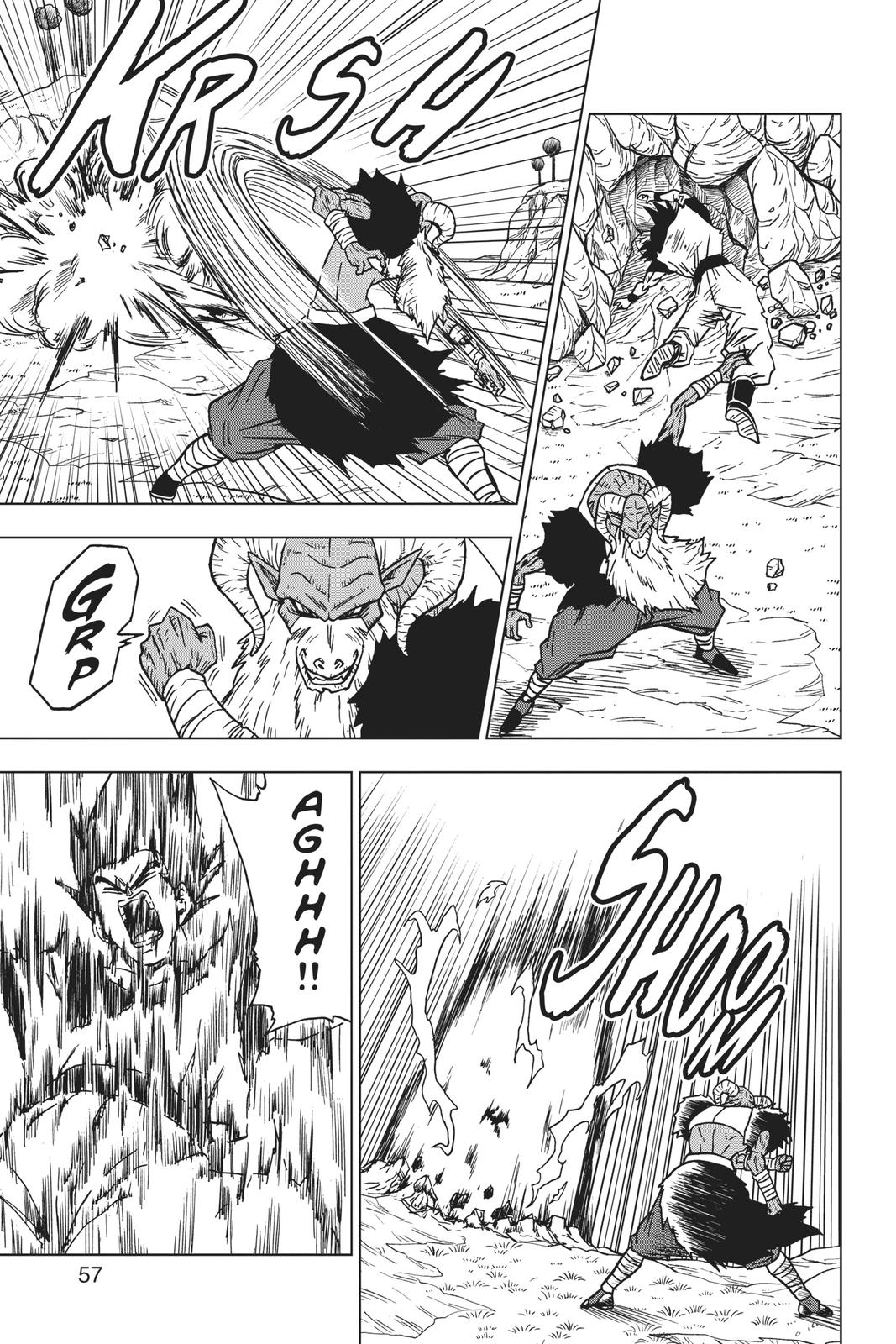 Dragon Ball Super Chapter 46 Page 5