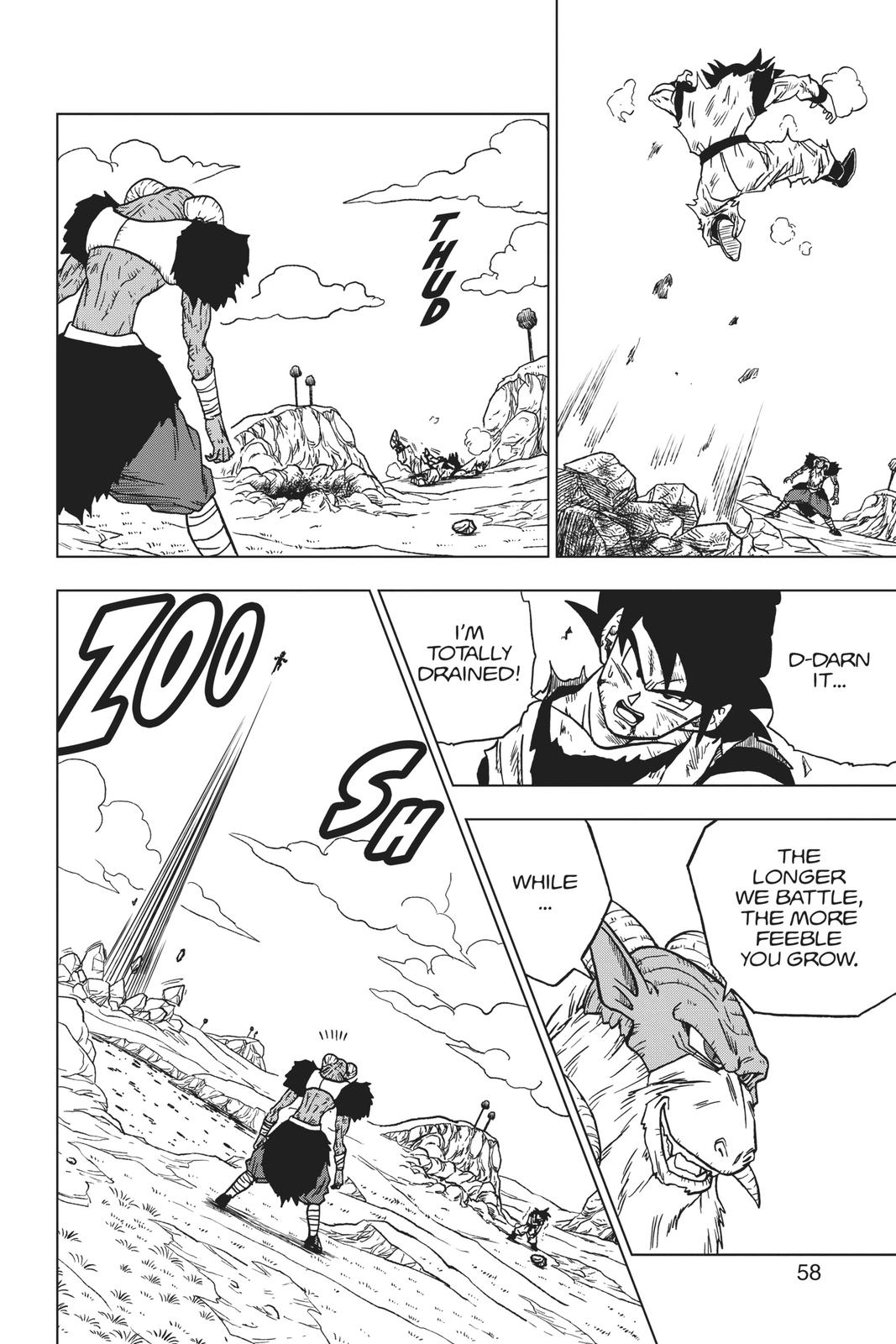 Dragon Ball Super Chapter 46 Page 6