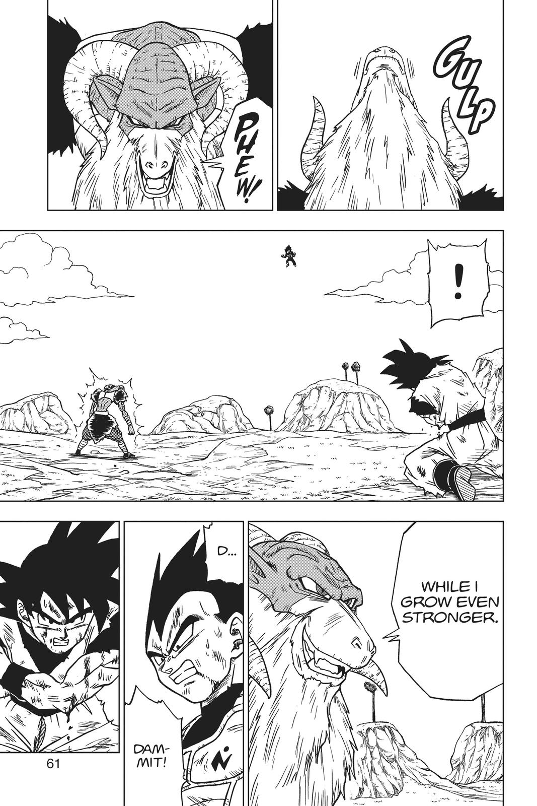 Dragon Ball Super Chapter 46 Page 9
