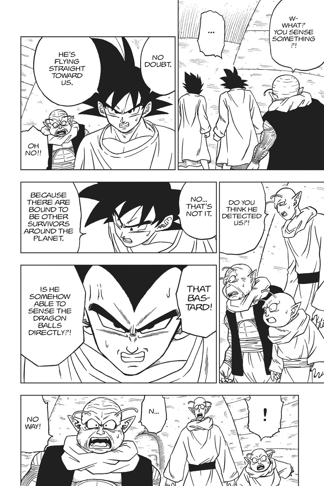 Dragon Ball Super Chapter 47 Page 10