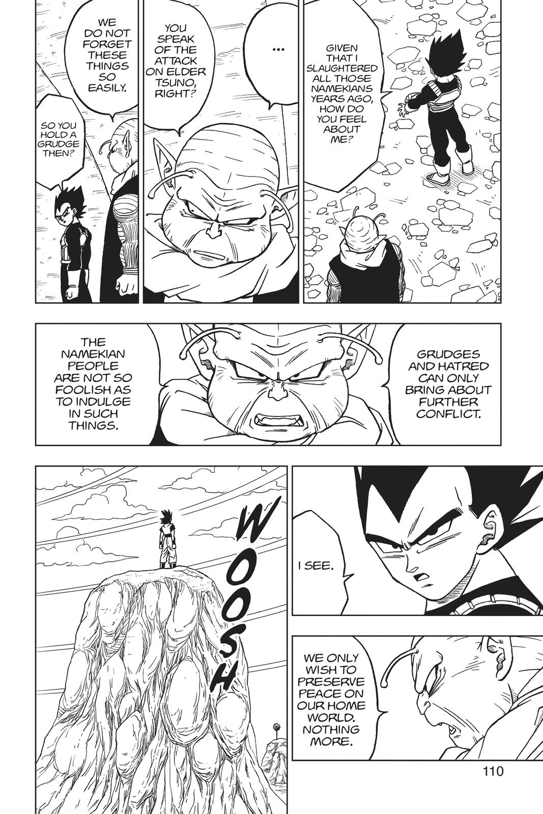 Dragon Ball Super Chapter 47 Page 12