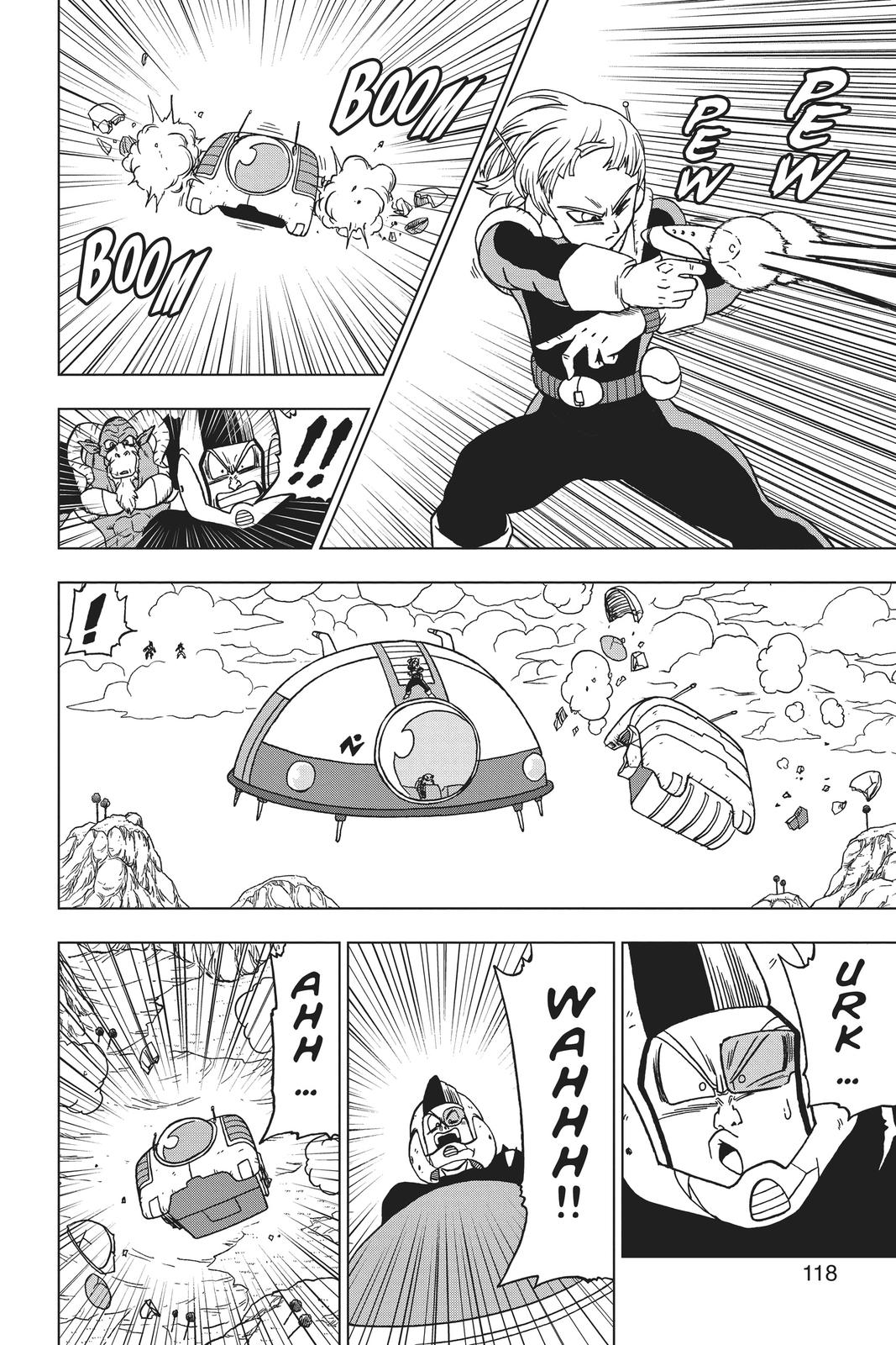 Dragon Ball Super Chapter 47 Page 20