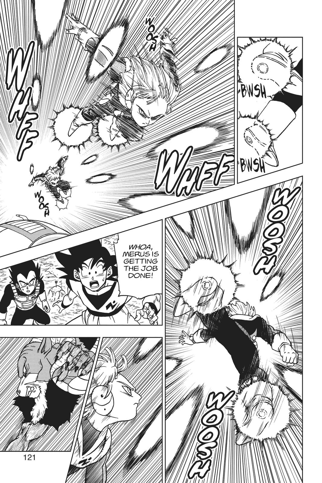 Dragon Ball Super Chapter 47 Page 23