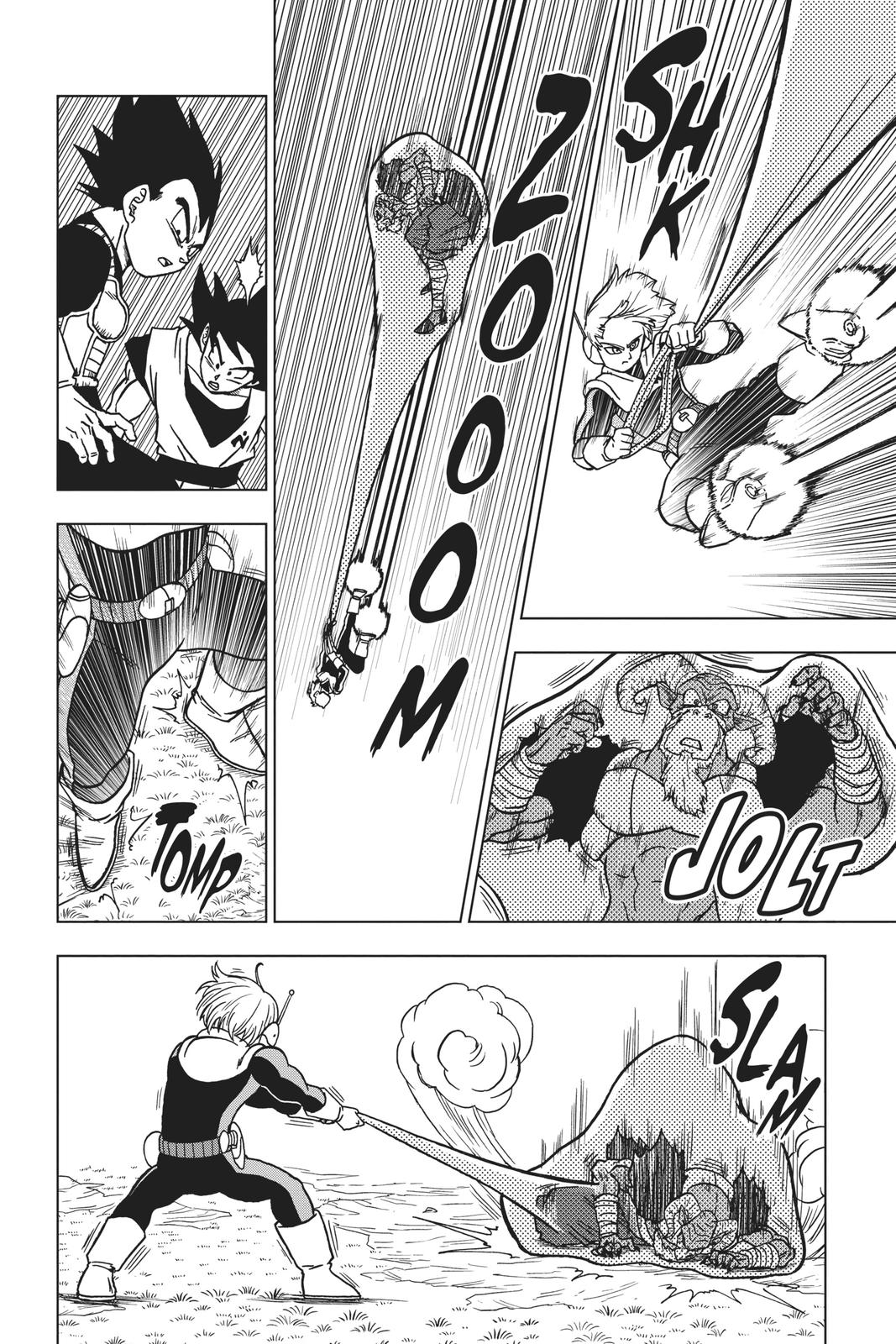 Dragon Ball Super Chapter 47 Page 26