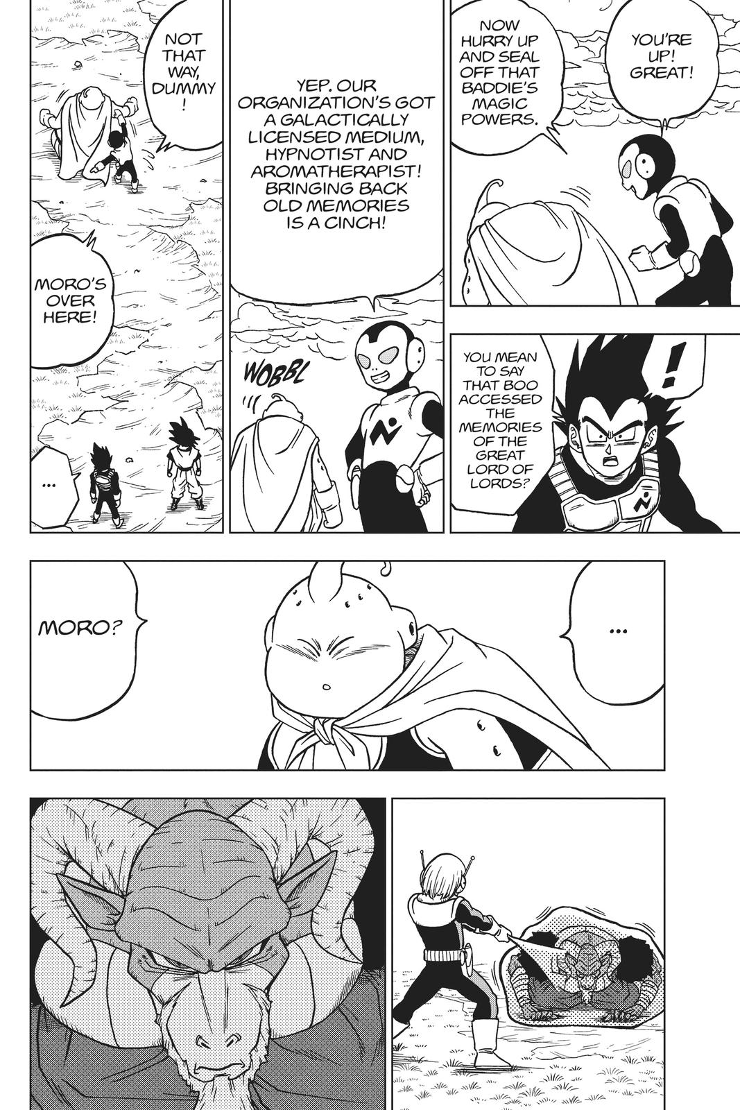 Dragon Ball Super Chapter 47 Page 32