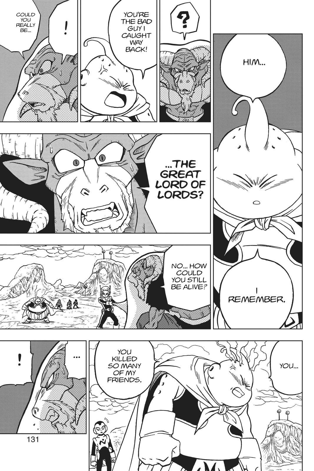 Dragon Ball Super Chapter 47 Page 33