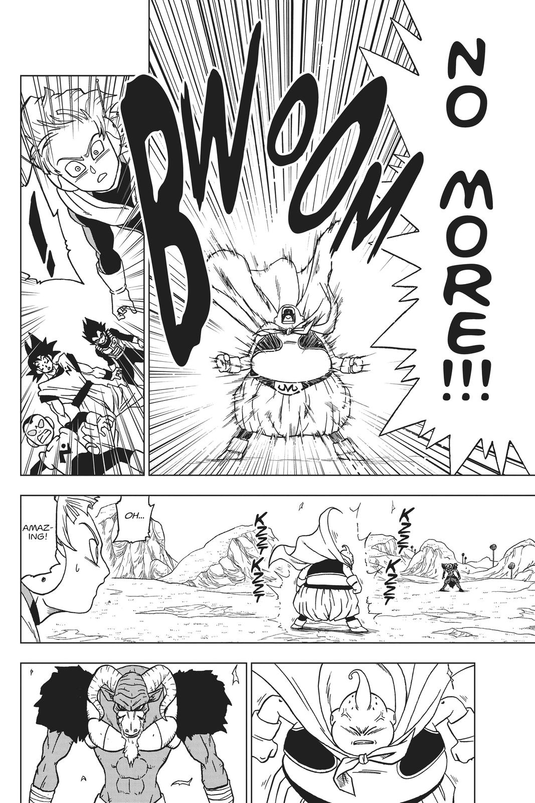 Dragon Ball Super Chapter 47 Page 36