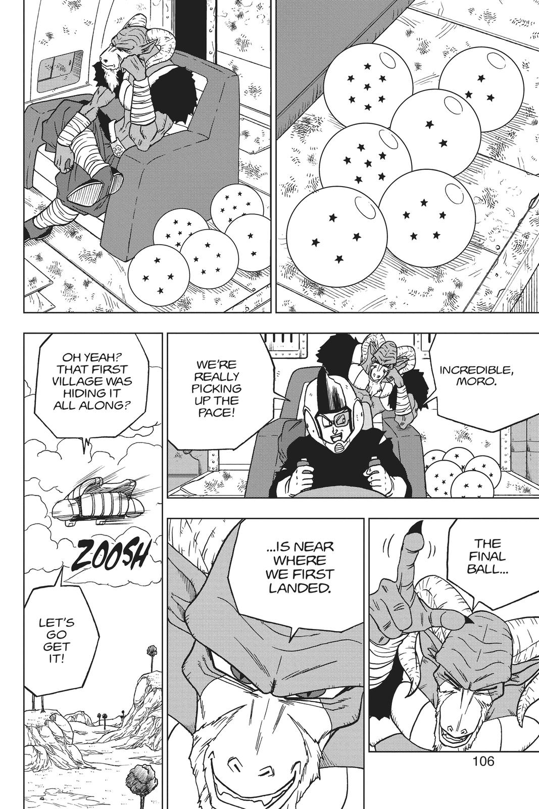 Dragon Ball Super Chapter 47 Page 8