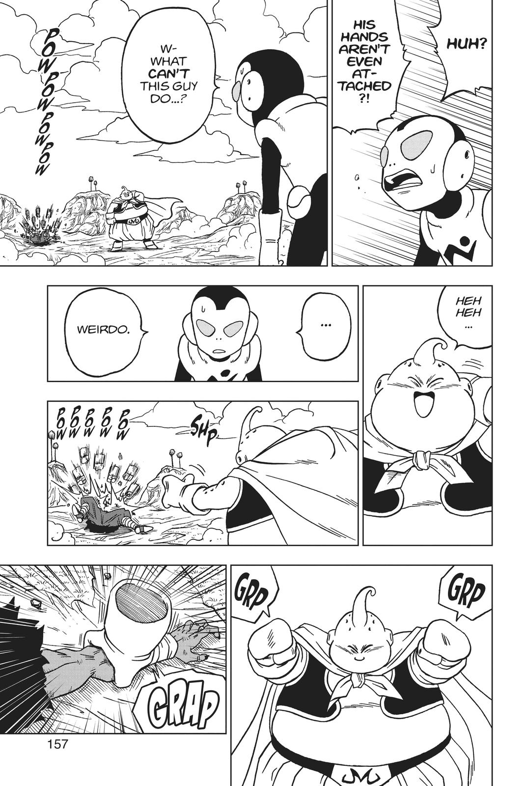 Dragon Ball Super Chapter 48 Page 13