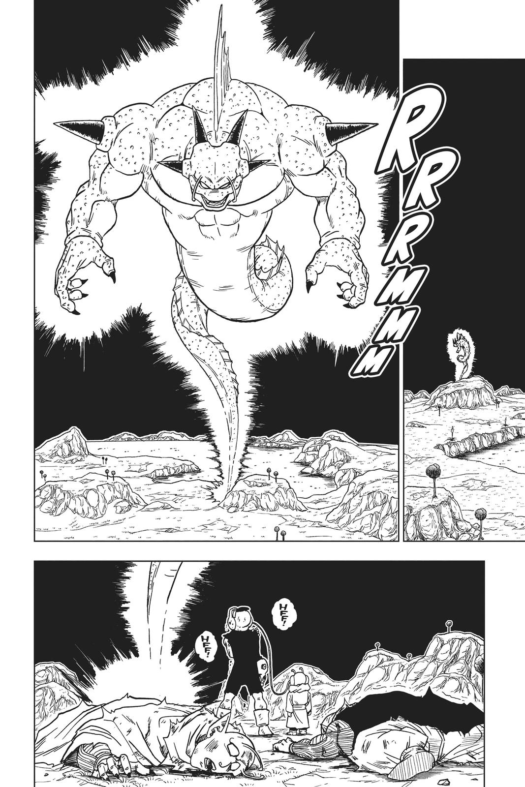Dragon Ball Super Chapter 48 Page 16