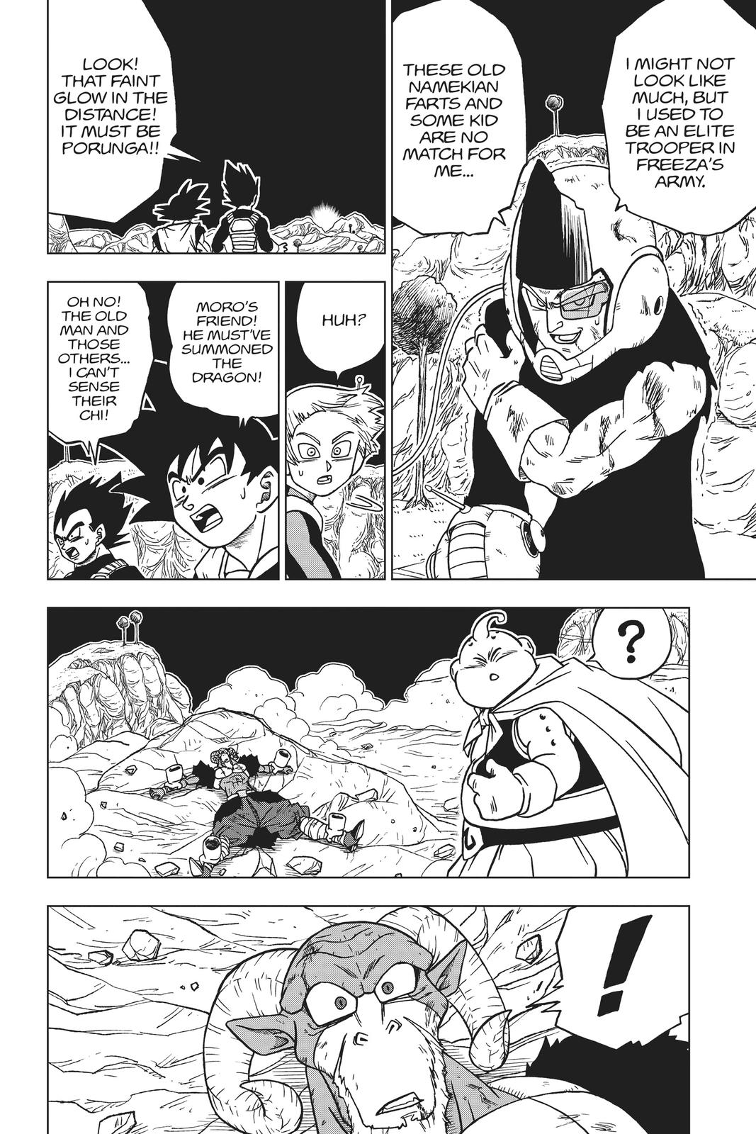 Dragon Ball Super Chapter 48 Page 18