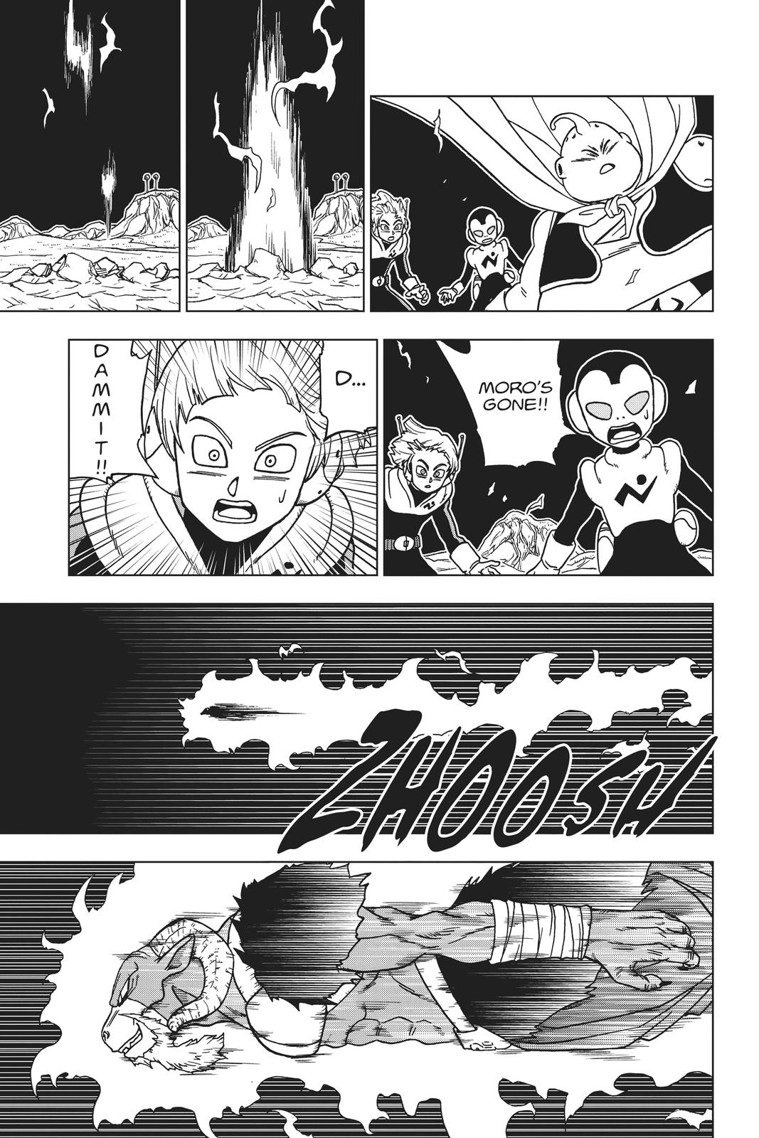 Dragon Ball Super Chapter 48 Page 25