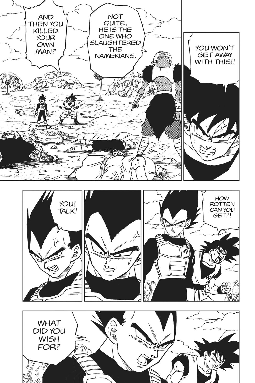 Dragon Ball Super Chapter 48 Page 35