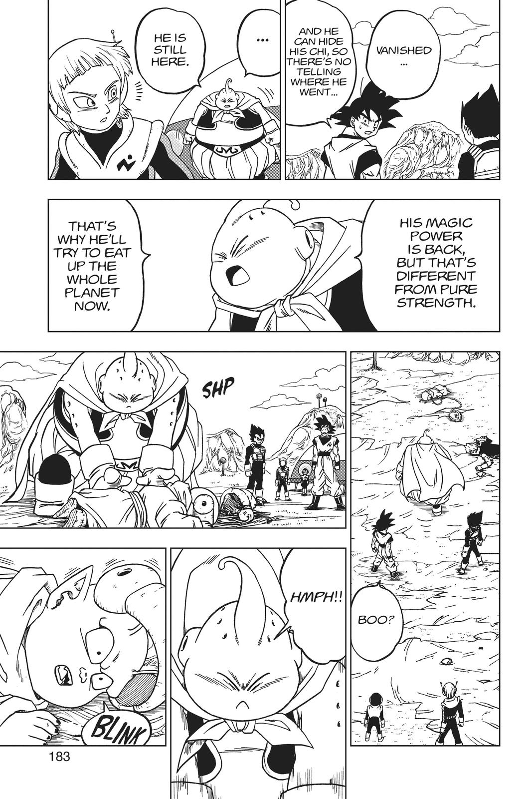 Dragon Ball Super Chapter 48 Page 39