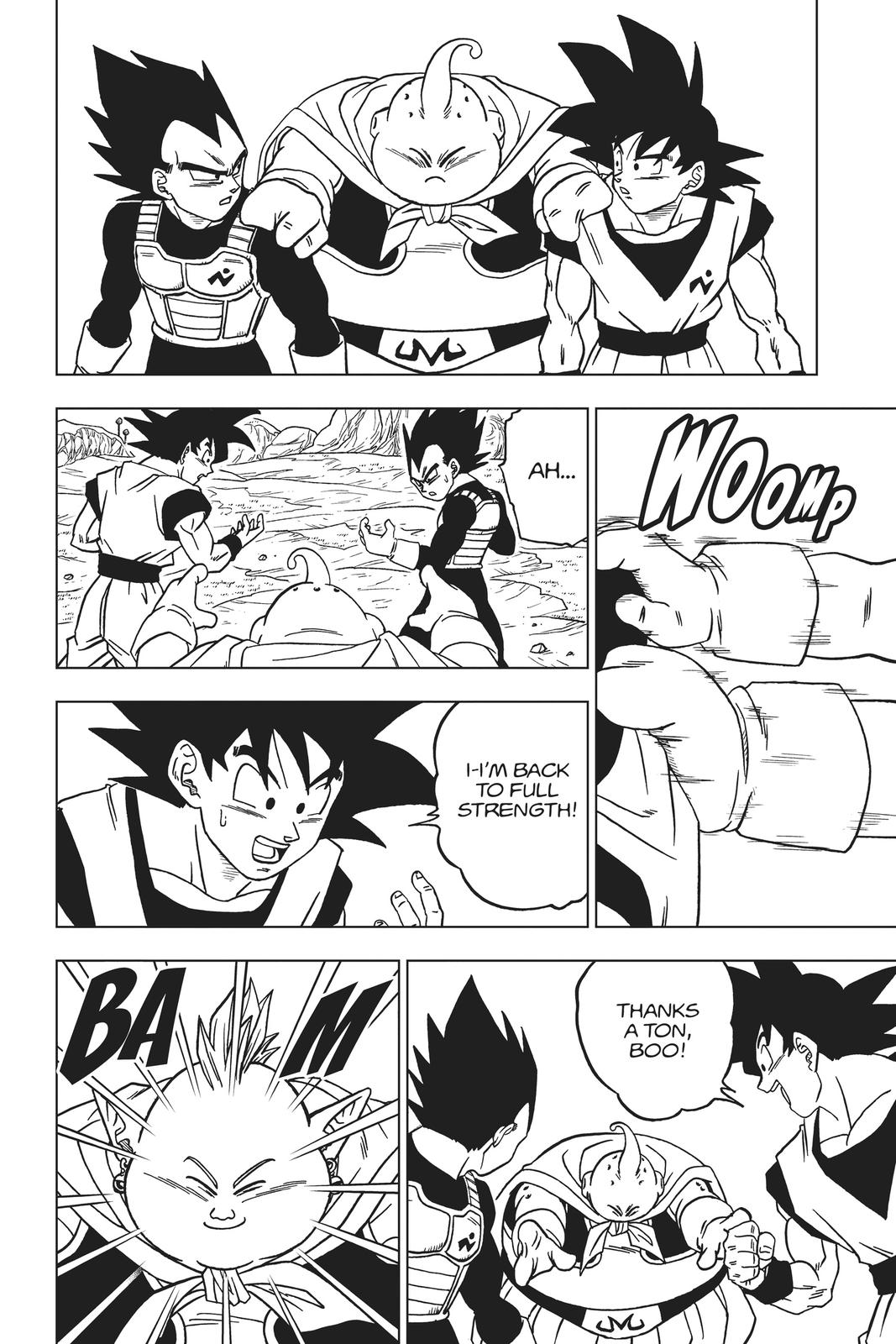 Dragon Ball Super Chapter 48 Page 42