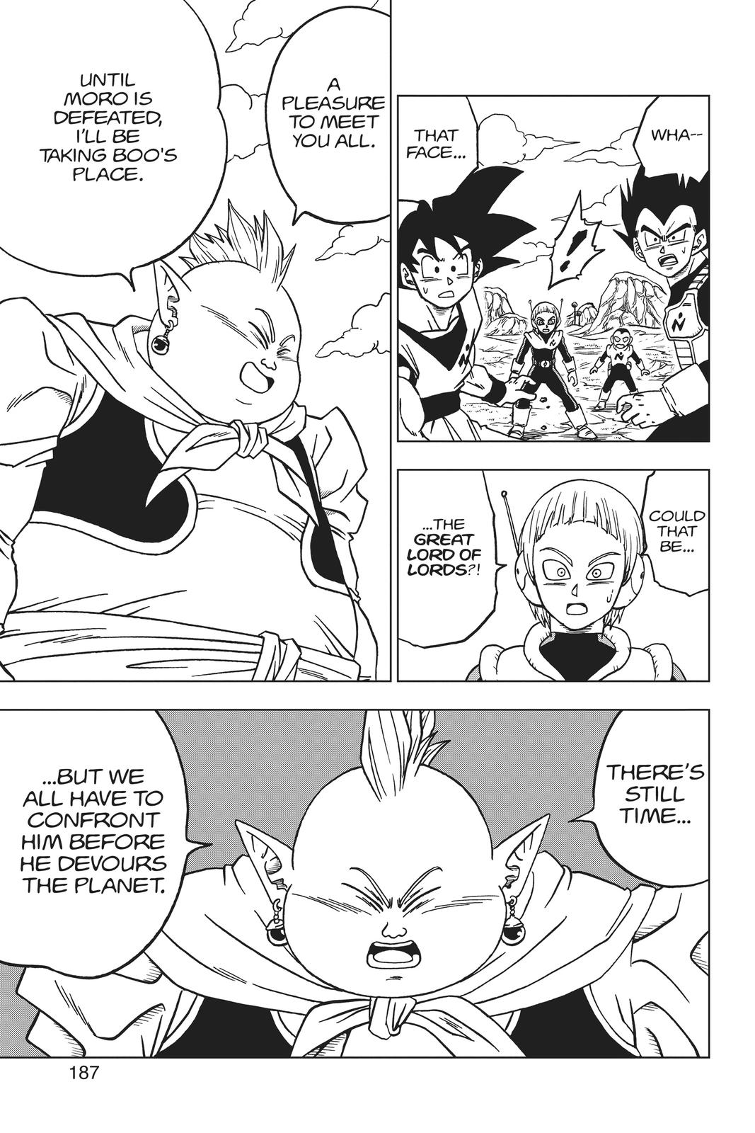 Dragon Ball Super Chapter 48 Page 43