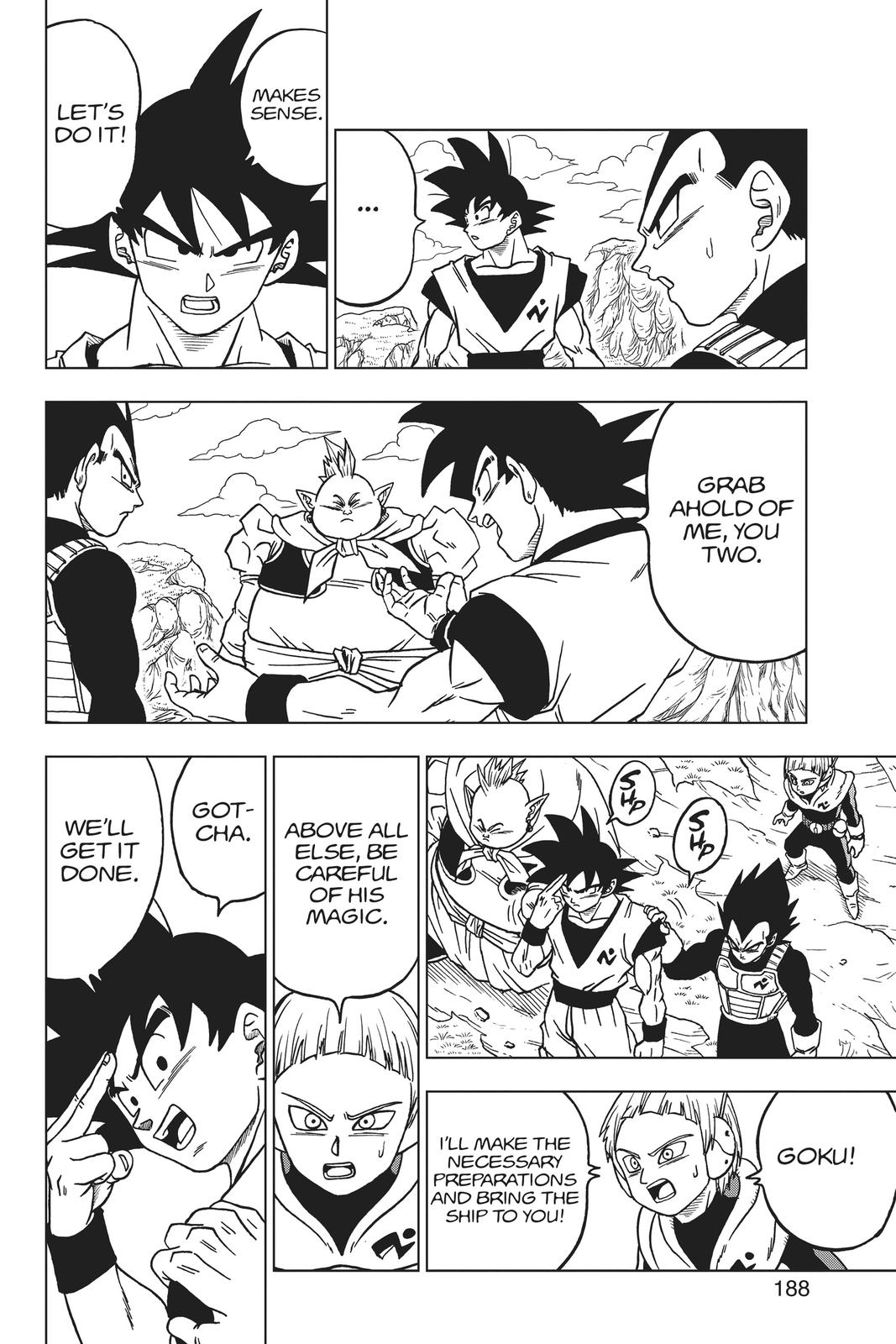 Dragon Ball Super Chapter 48 Page 44