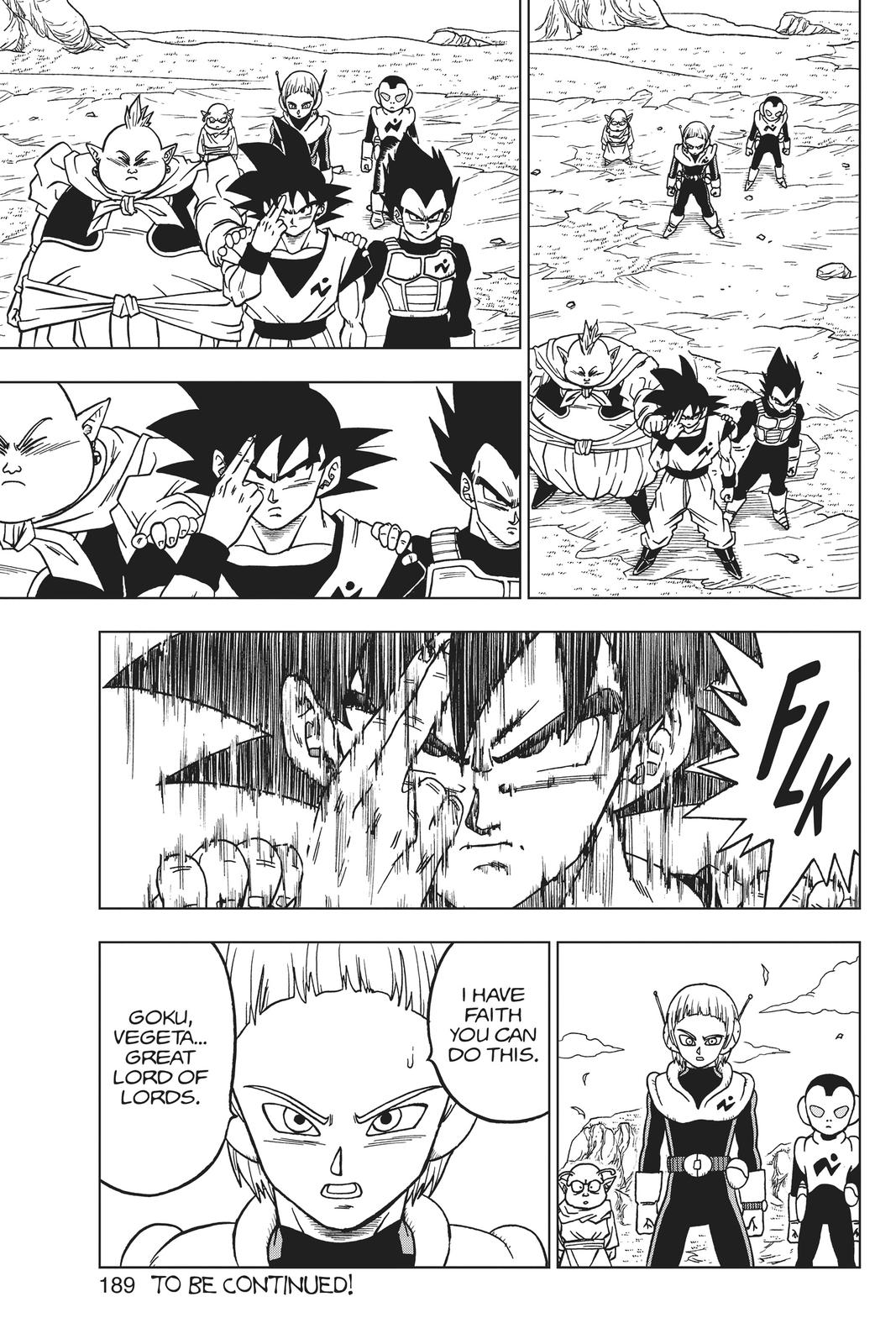 Dragon Ball Super Chapter 48 Page 45