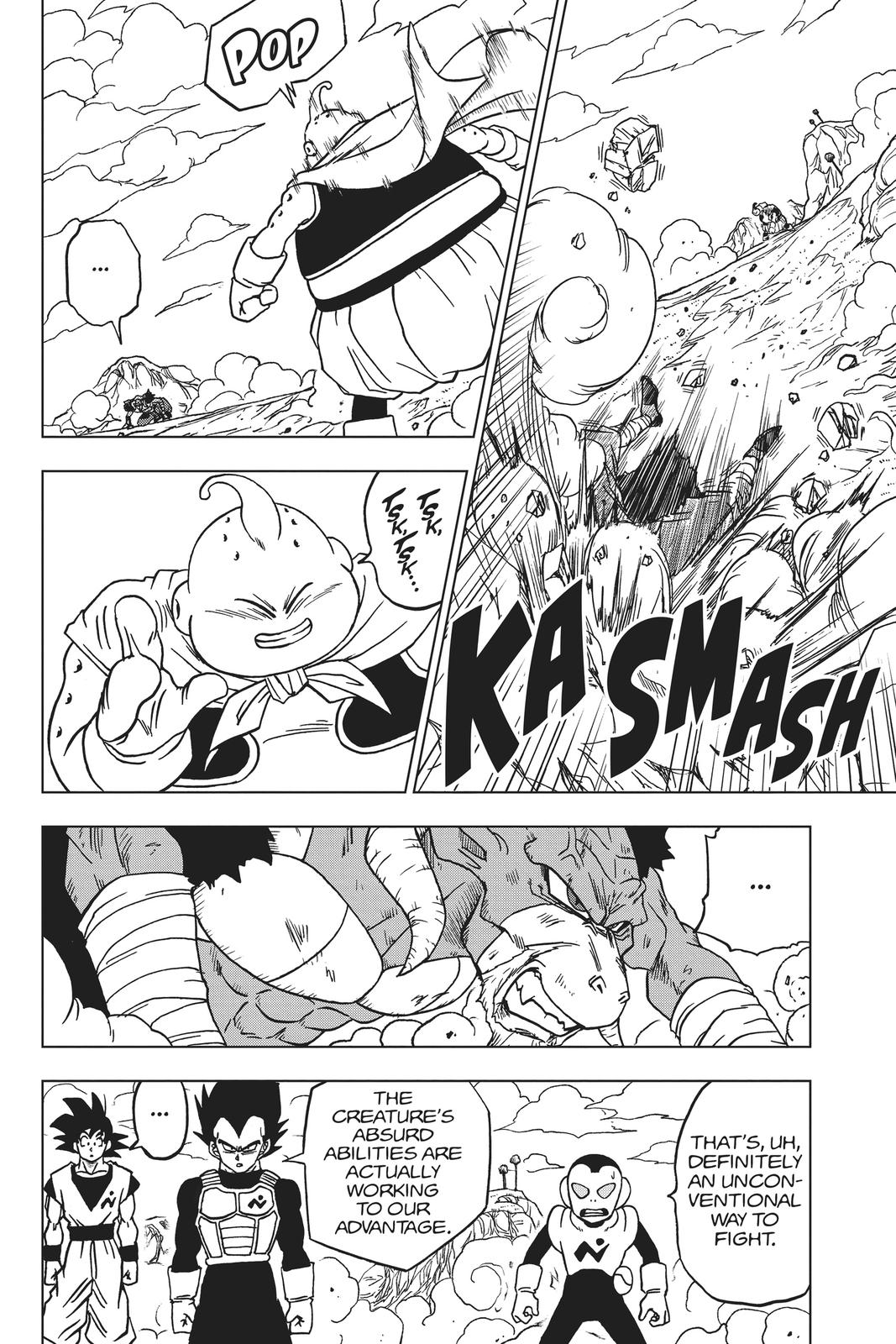 Dragon Ball Super Chapter 48 Page 6