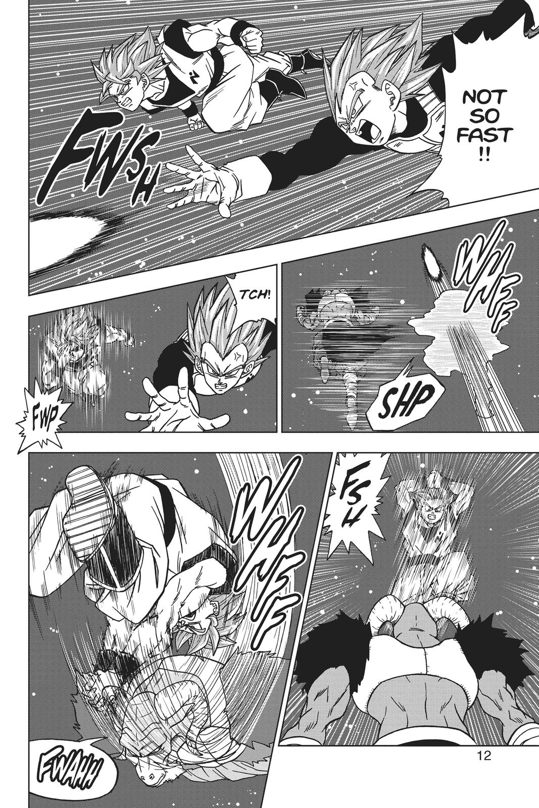Dragon Ball Super Chapter 49 Page 13