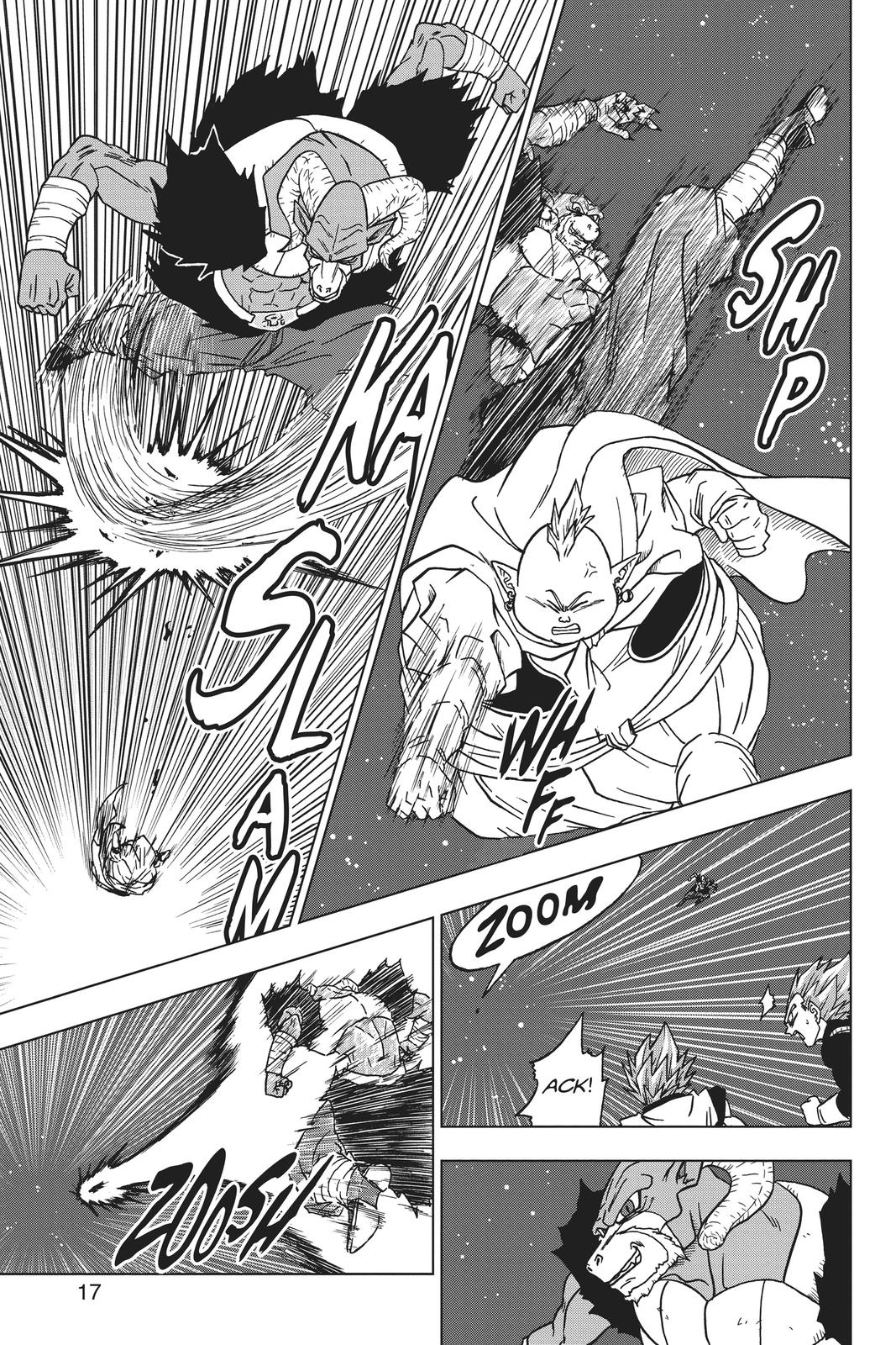 Dragon Ball Super Chapter 49 Page 18