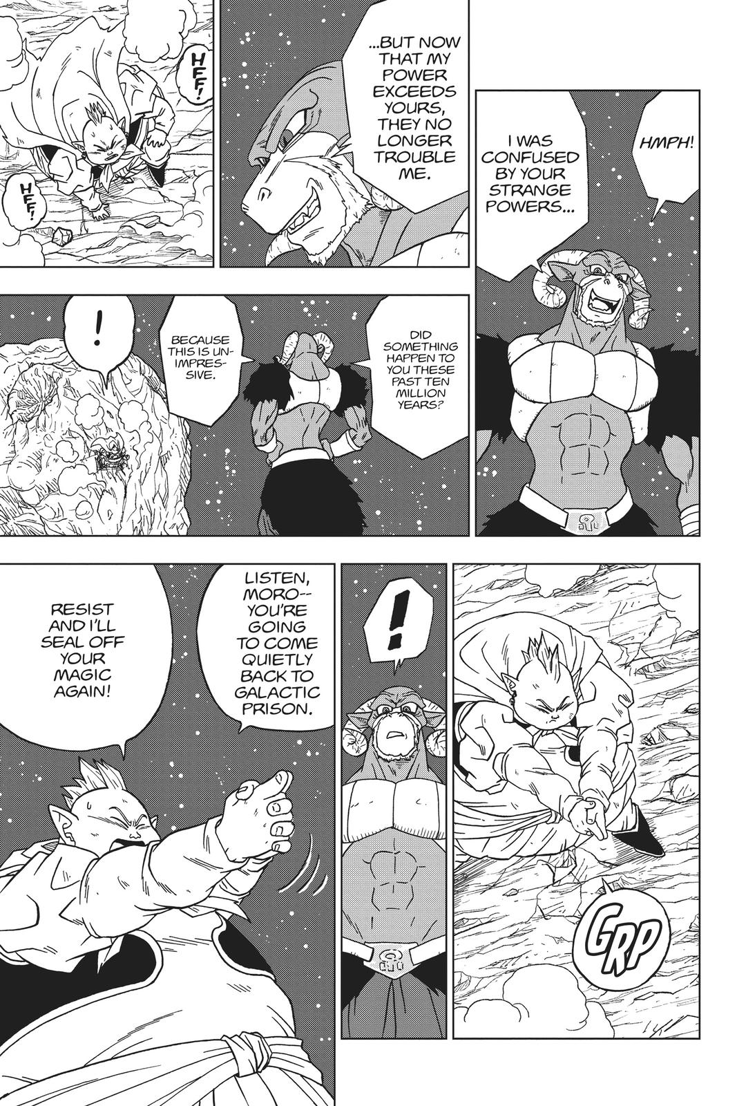 Dragon Ball Super Chapter 49 Page 24
