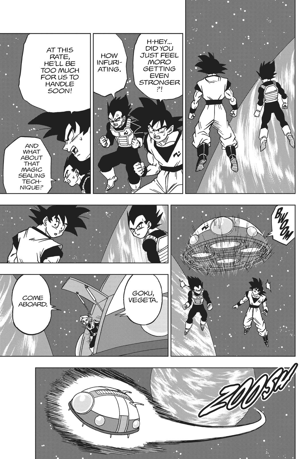 Dragon Ball Super Chapter 49 Page 26