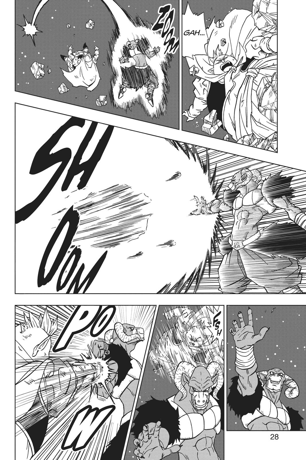 Dragon Ball Super Chapter 49 Page 29