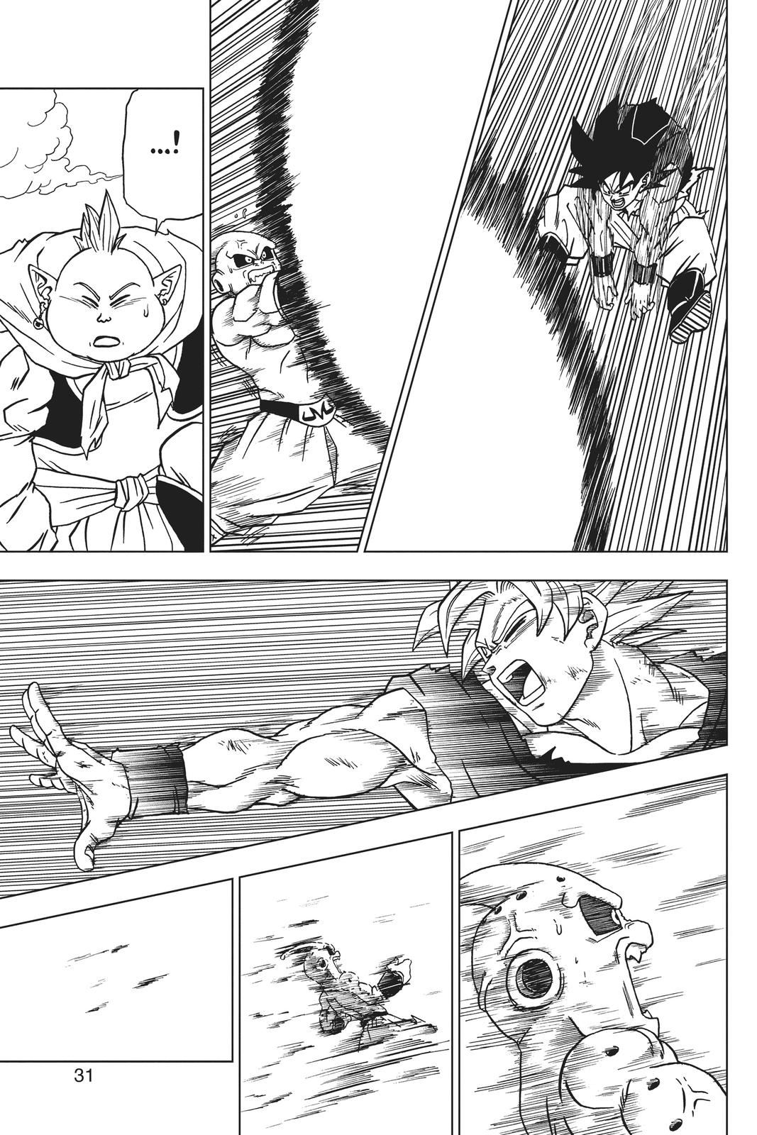 Dragon Ball Super Chapter 49 Page 32