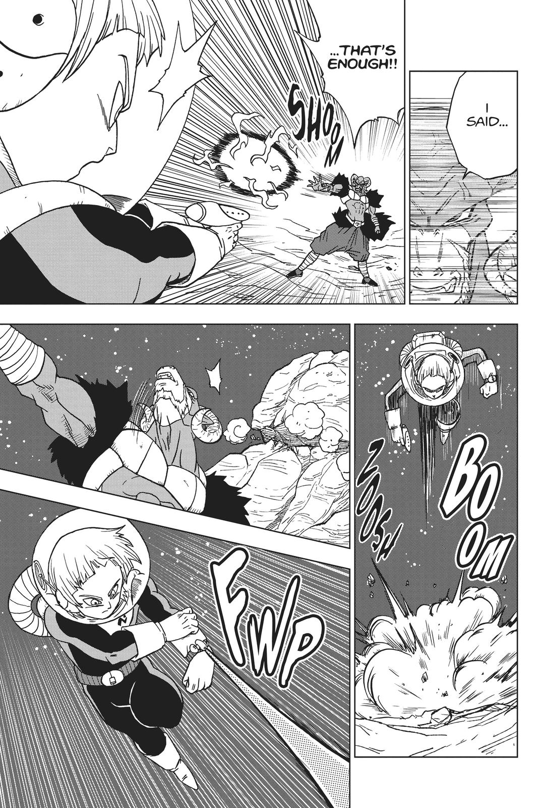 Dragon Ball Super Chapter 49 Page 44