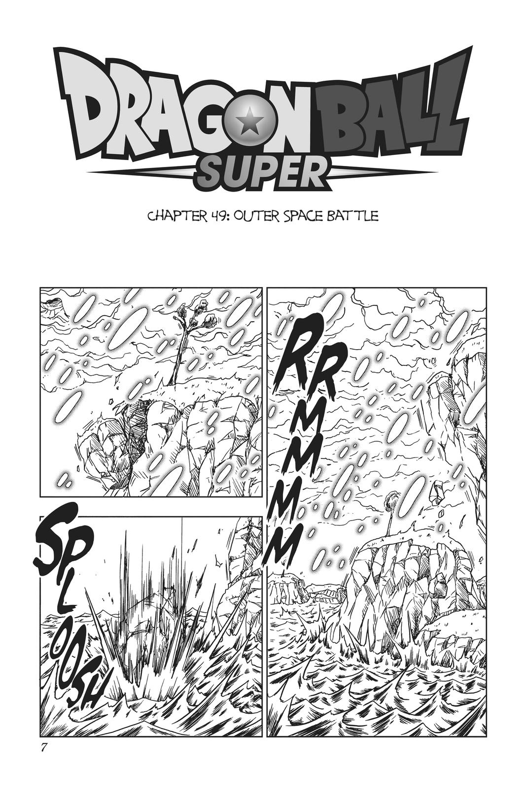 Dragon Ball Super Chapter 49 Page 8